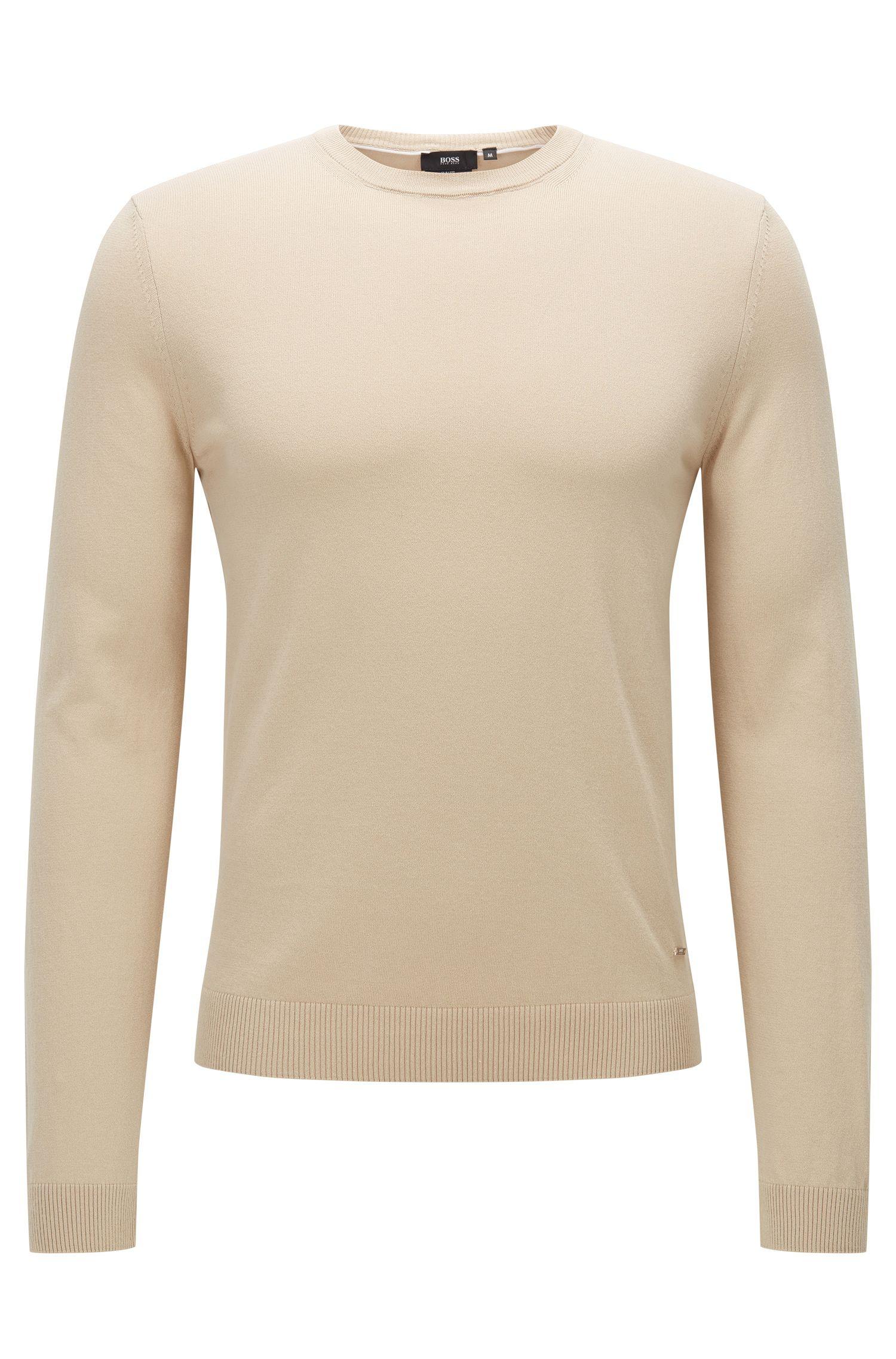 'Fabello O'   Cotton Sweater