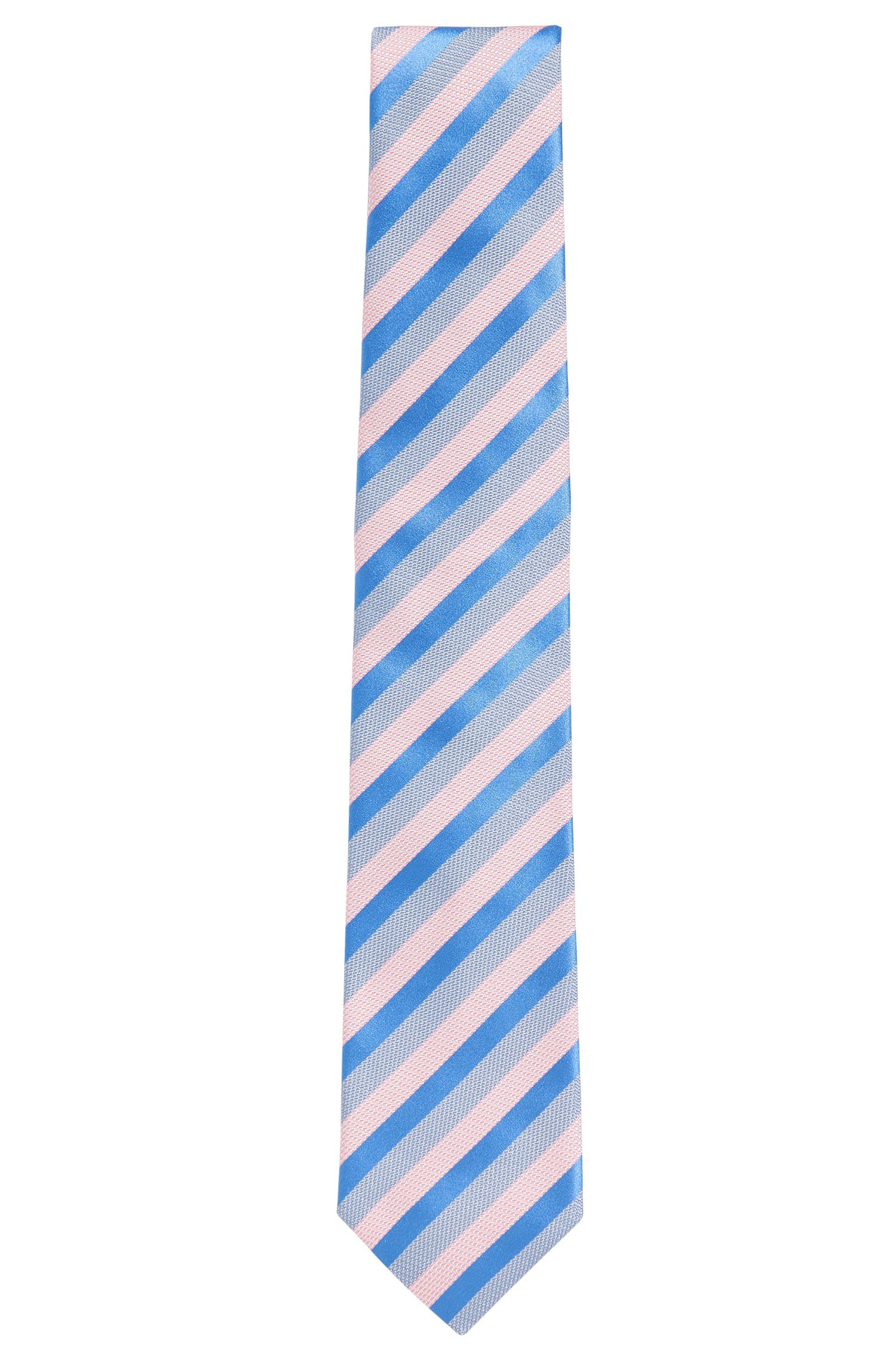 'Tie 7.5 cm' | Regular, Silk Patterned Tie