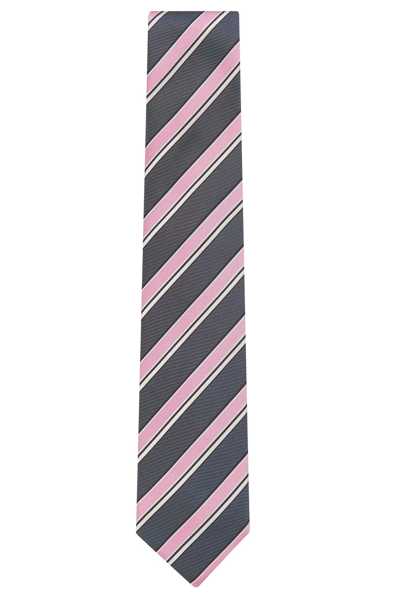'Tie 7.5 cm'   Regular, Silk Patterned Tie
