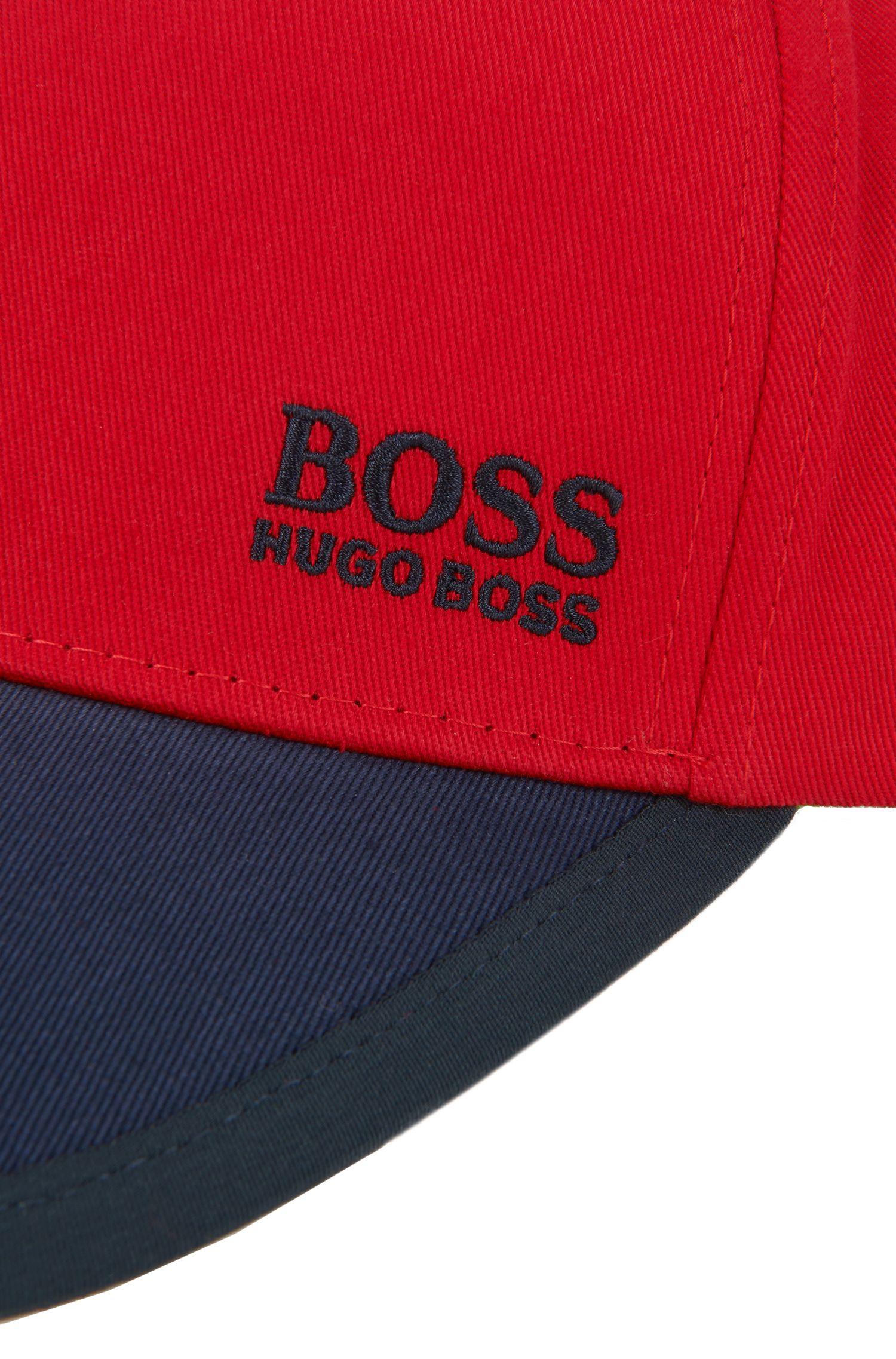Cotton Baseball Cap | Cap , Red