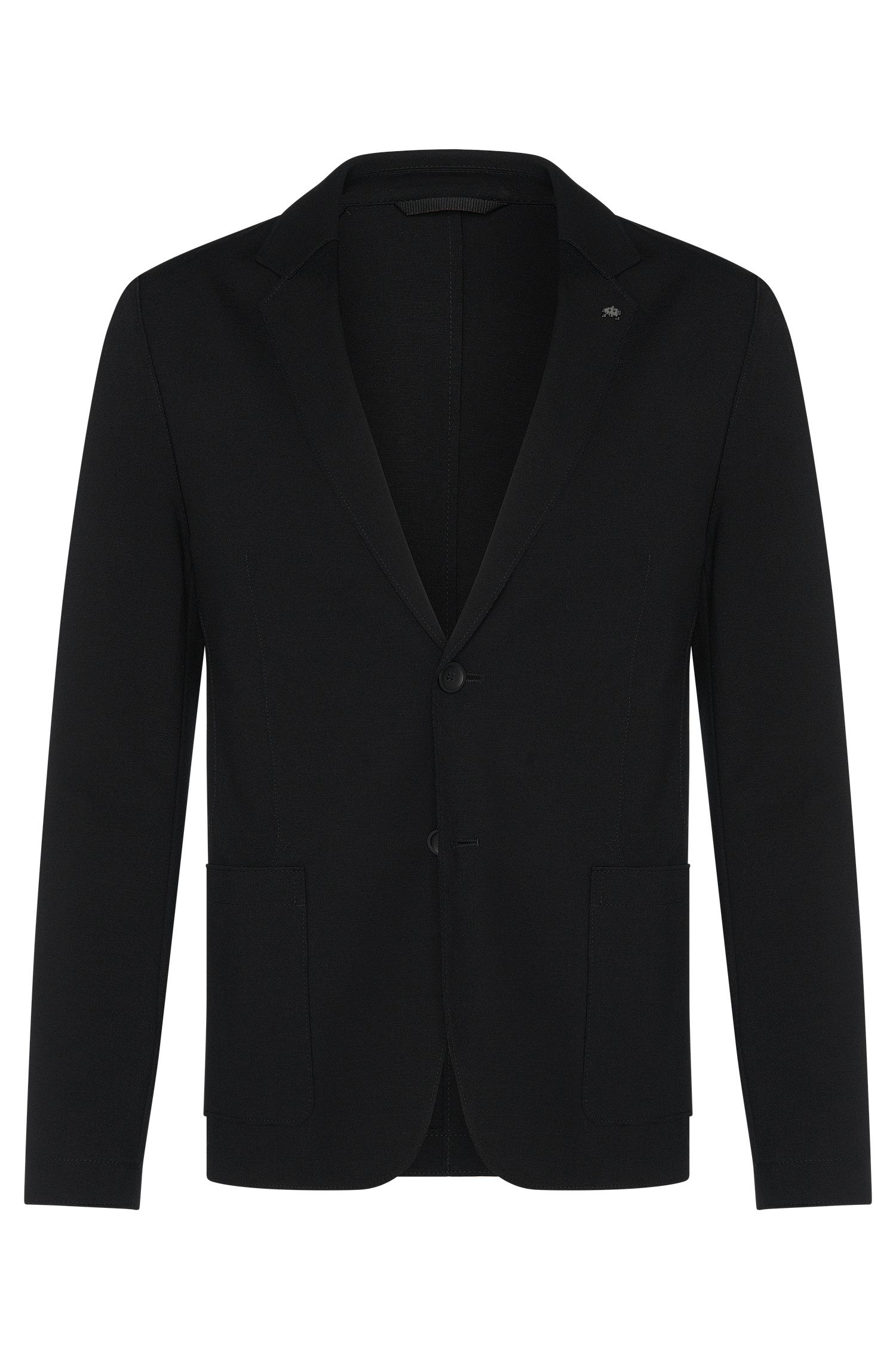 'Agalto' | Slim Fit, Stretch Jersey Sport Coat