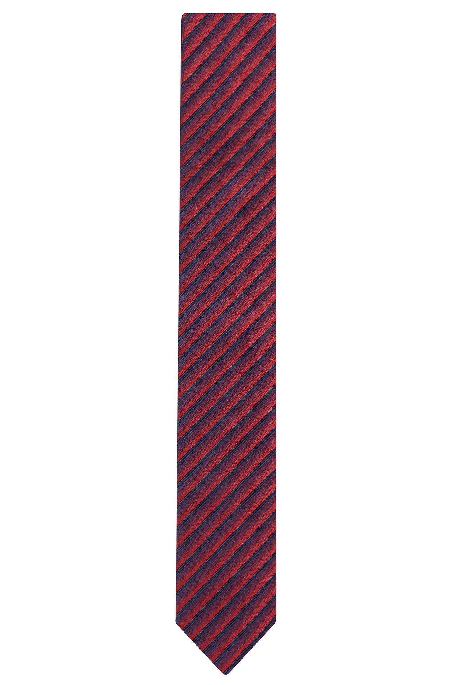 'Tie 6 cm' | Slim, Cotton Silk Tie