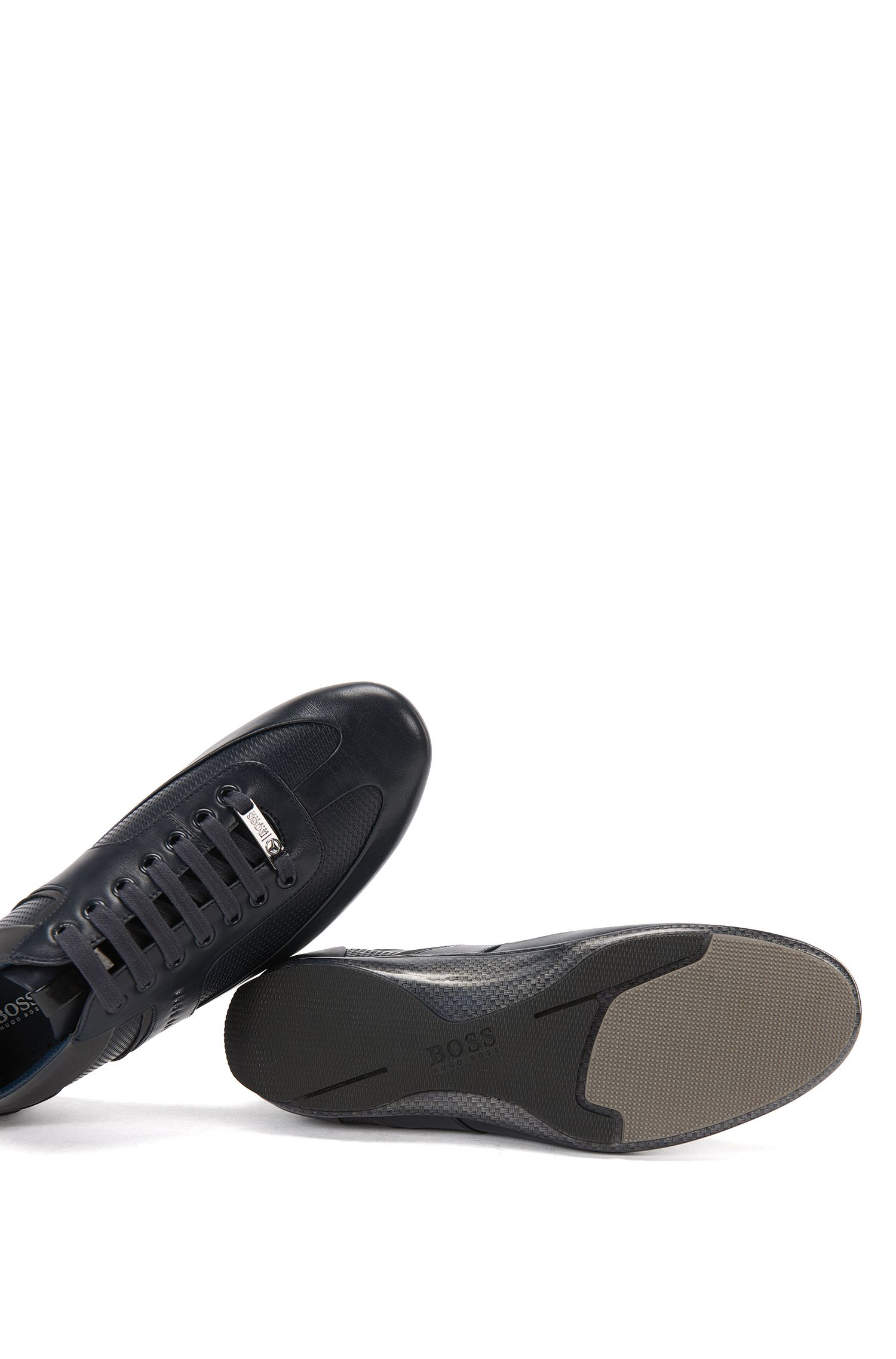 Mercedes-Benz Leather Sneaker | Sporty Lowp Itmb