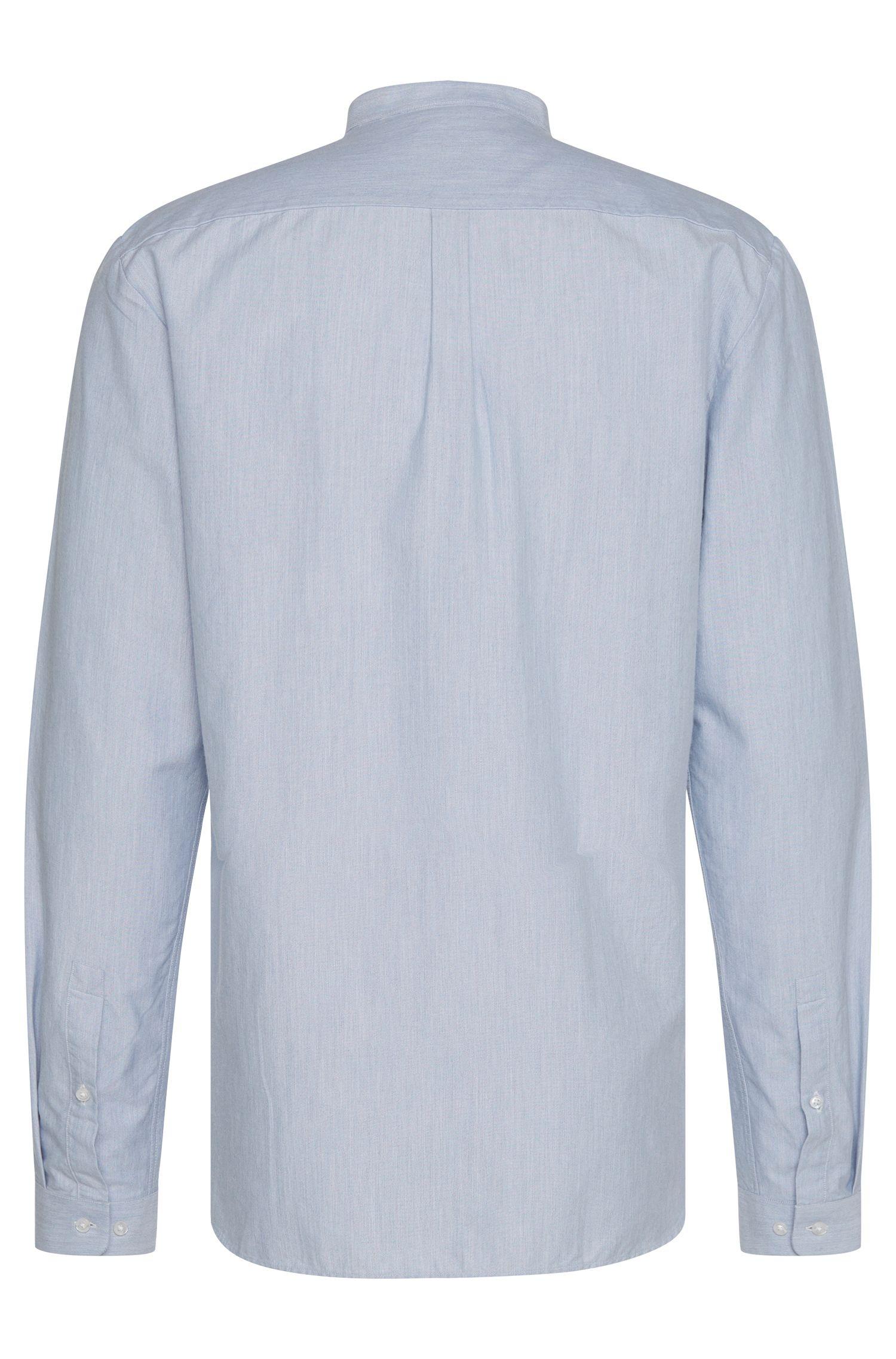 Cotton Button Down Shirt, Regular Fit | Eddison