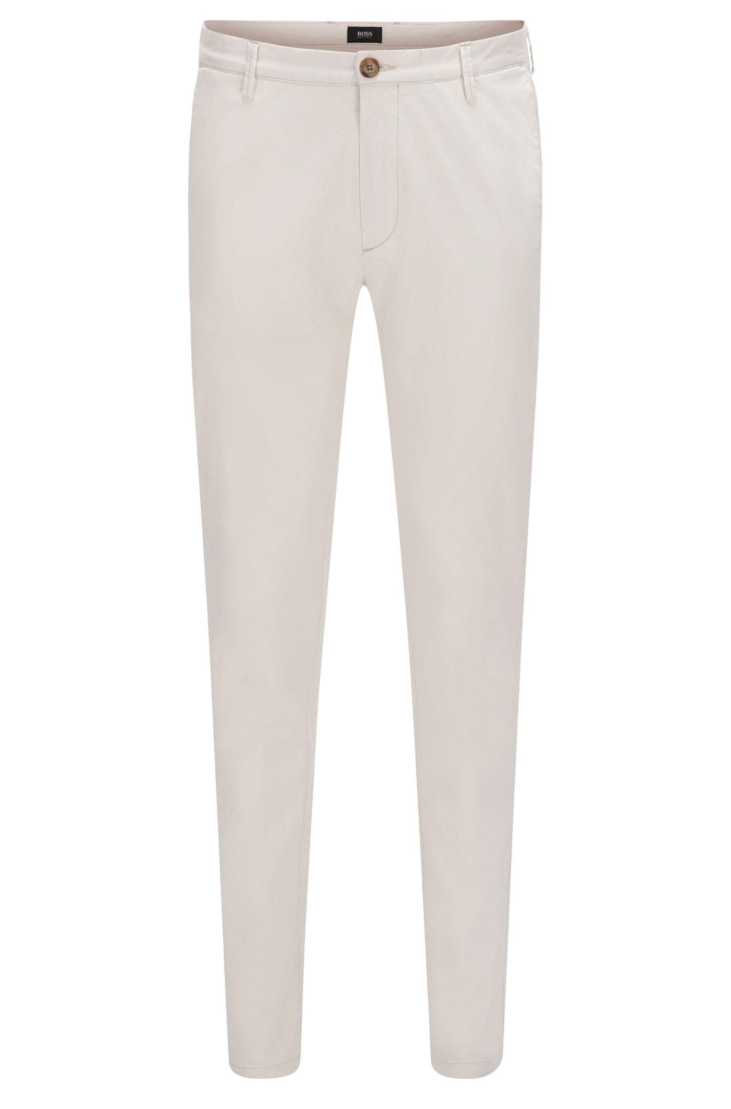 Italian Stretch Cotton Pant, Slim Fit | Rice W