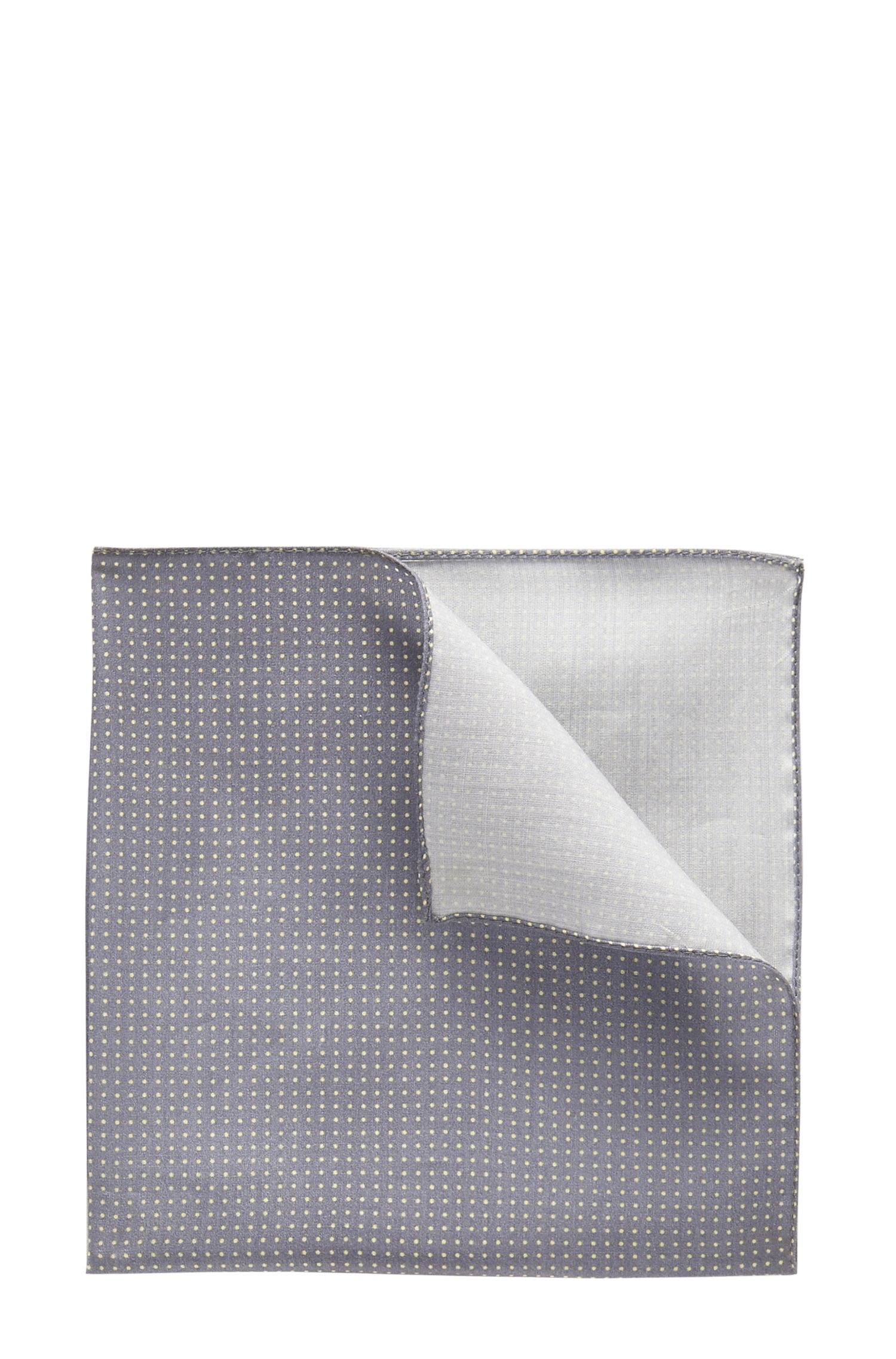 Pin Dot Pocket Square | Pocket sq. cm 33 x 33