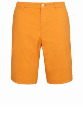 Coolmax High Performance Golf Short, Slim Fit | Hayler Slim, Open Orange