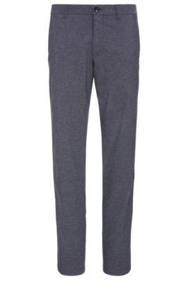 CoolMax Performance Golf Pants, Slim Fit | Hakan Slim, Dark Blue
