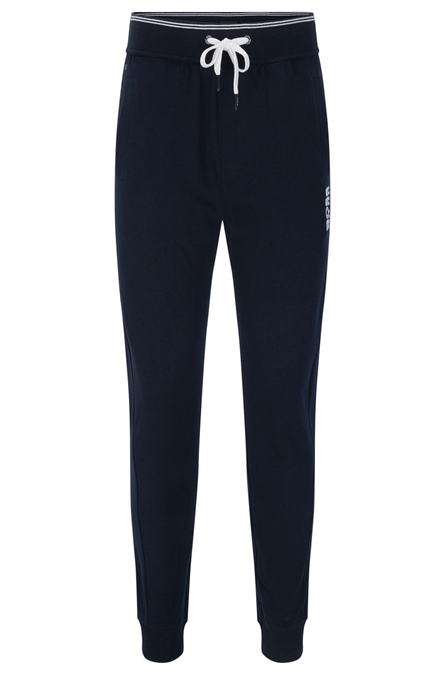 'Long Pant Cuffs' | Cotton Sweat Pants