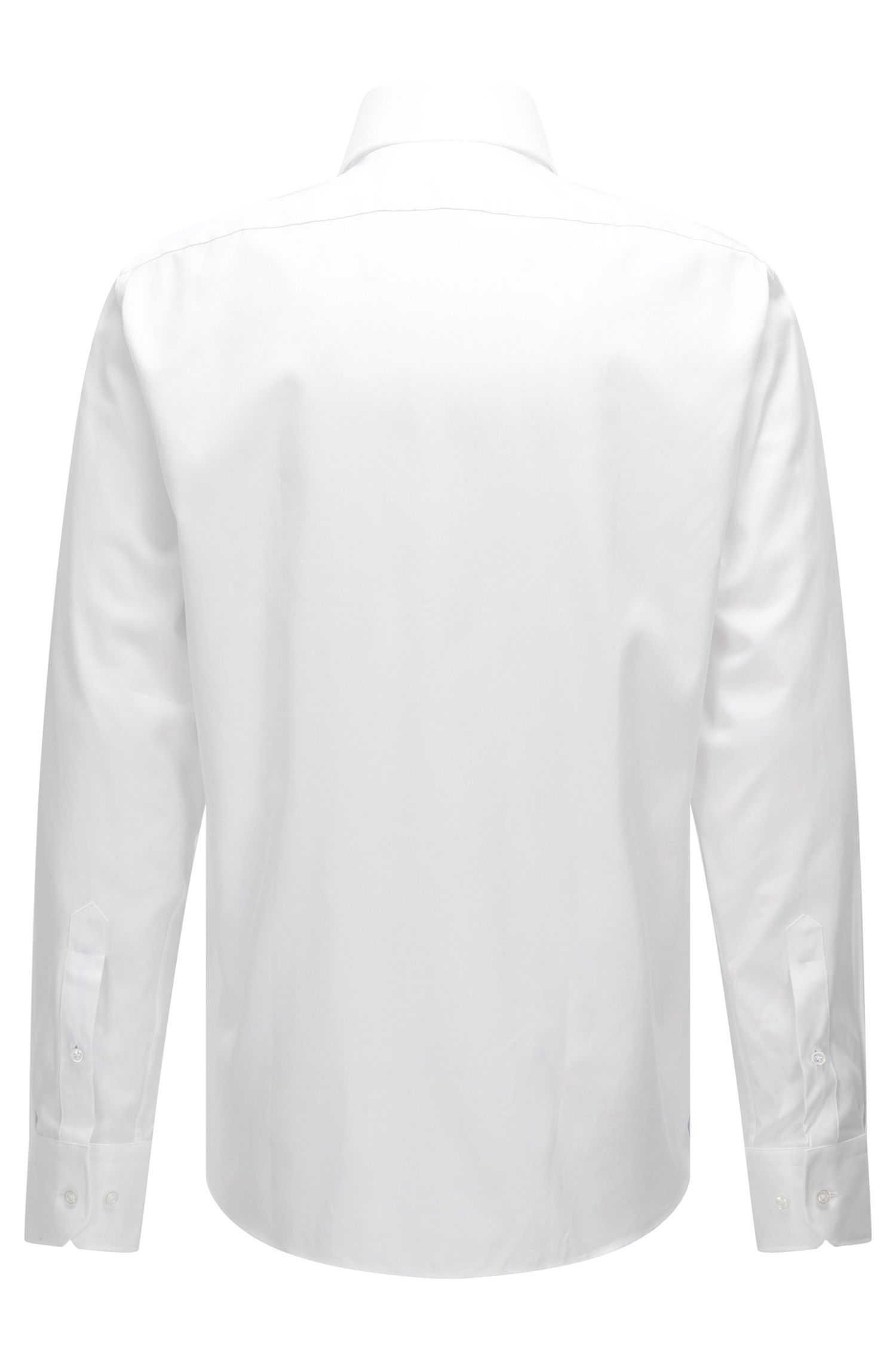 Cotton Dress Shirt, Regular Fit | Gert