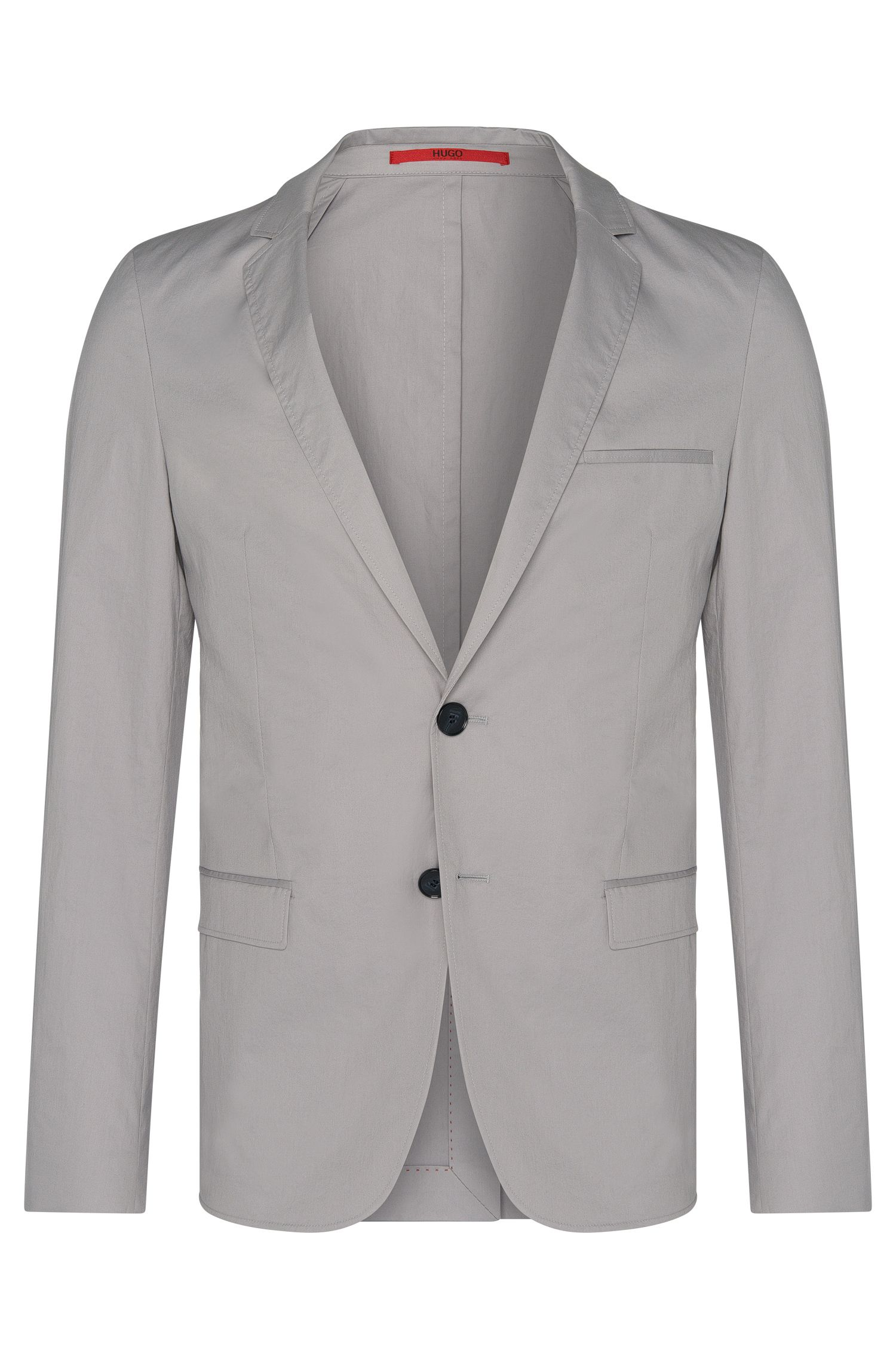 Stretch Cotton Sport Coat, Slim Fit | Anfred