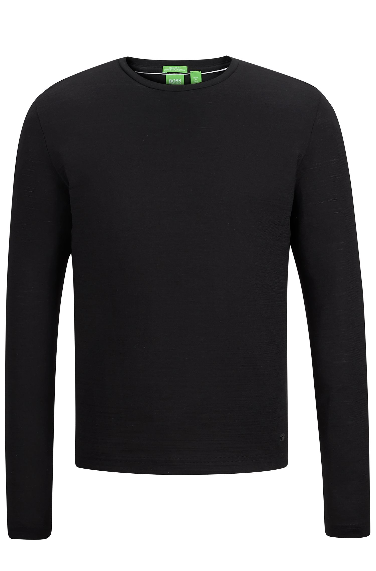 'Sassari US'   Cotton Long Sleeve T-Shirt