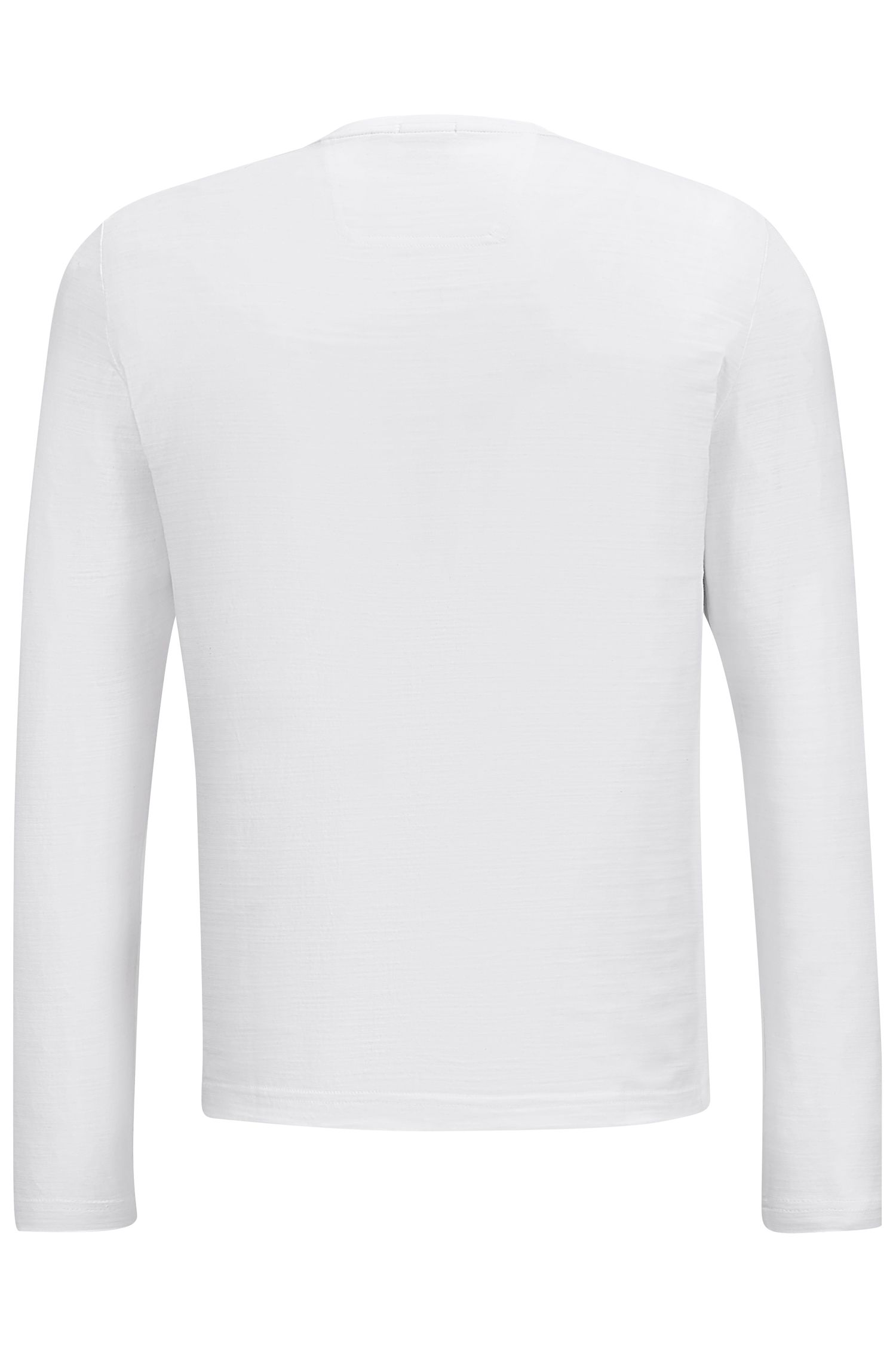Cotton Sweater | Sessari US, White