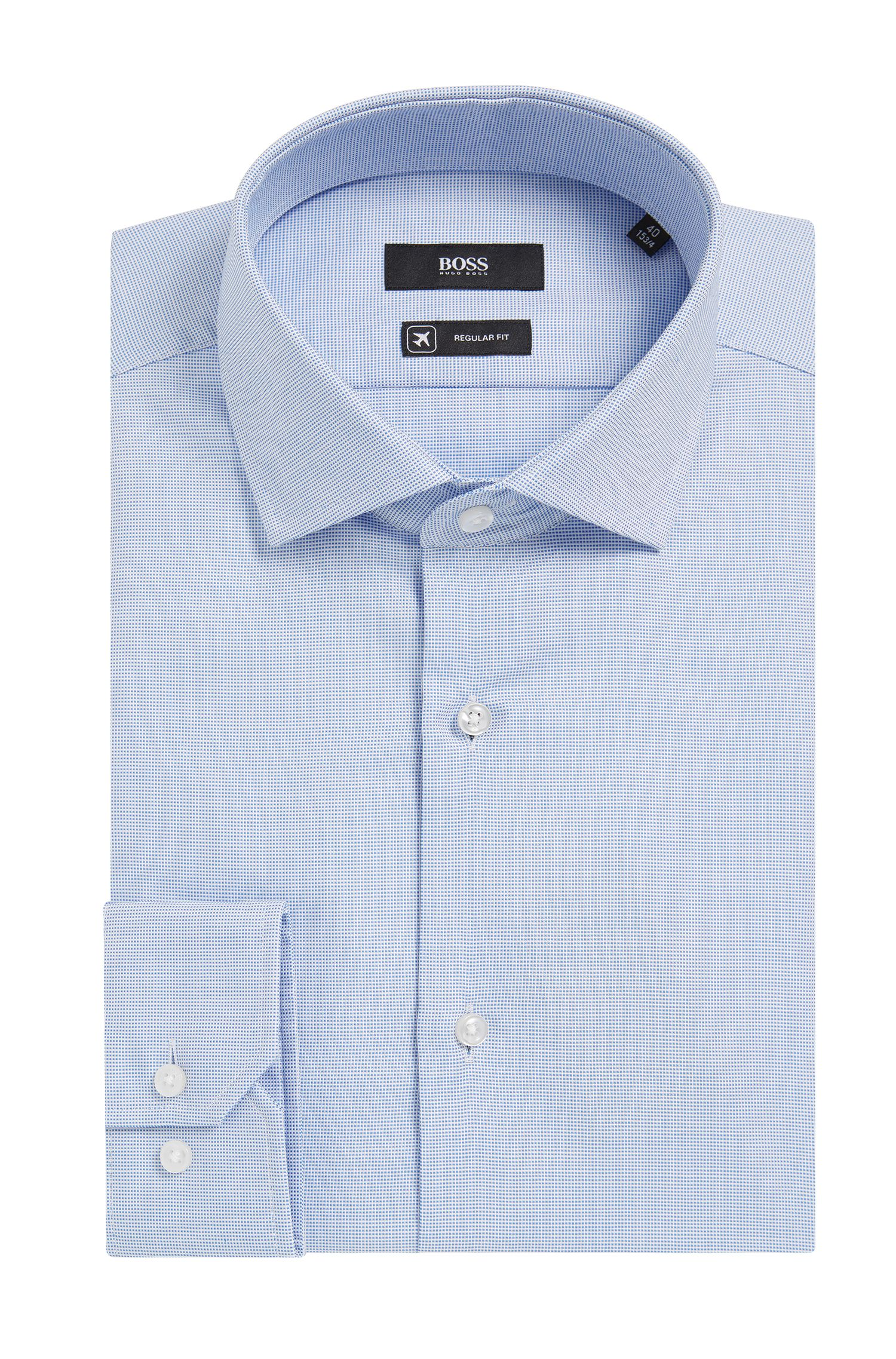 Fresh Active Traveler Dress Shirt, Regular Fit   Gordon