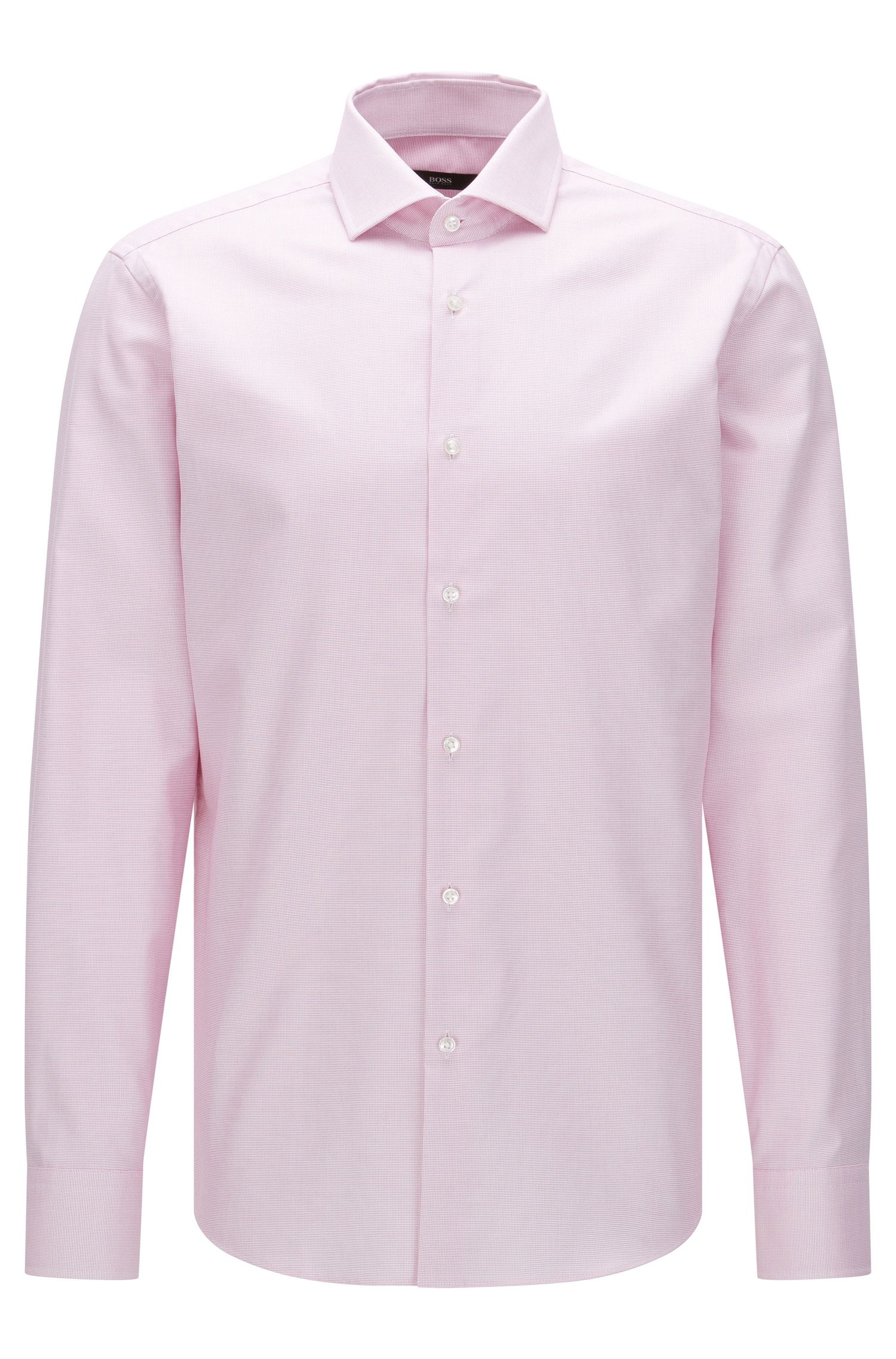 Fresh Active Traveler Dress Shirt, Regular Fit | Gordon, Pink