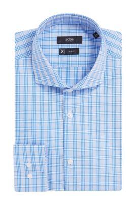 Fresh Active Traveler Dress Shirt, Slim Fit | Jason, Blue