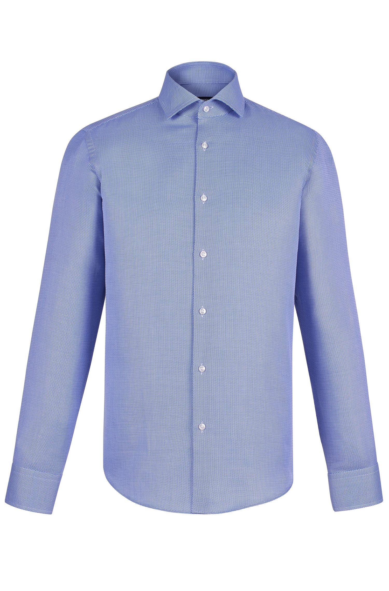 'Gordon'   Regular Fit, Cotton Dress Shirt