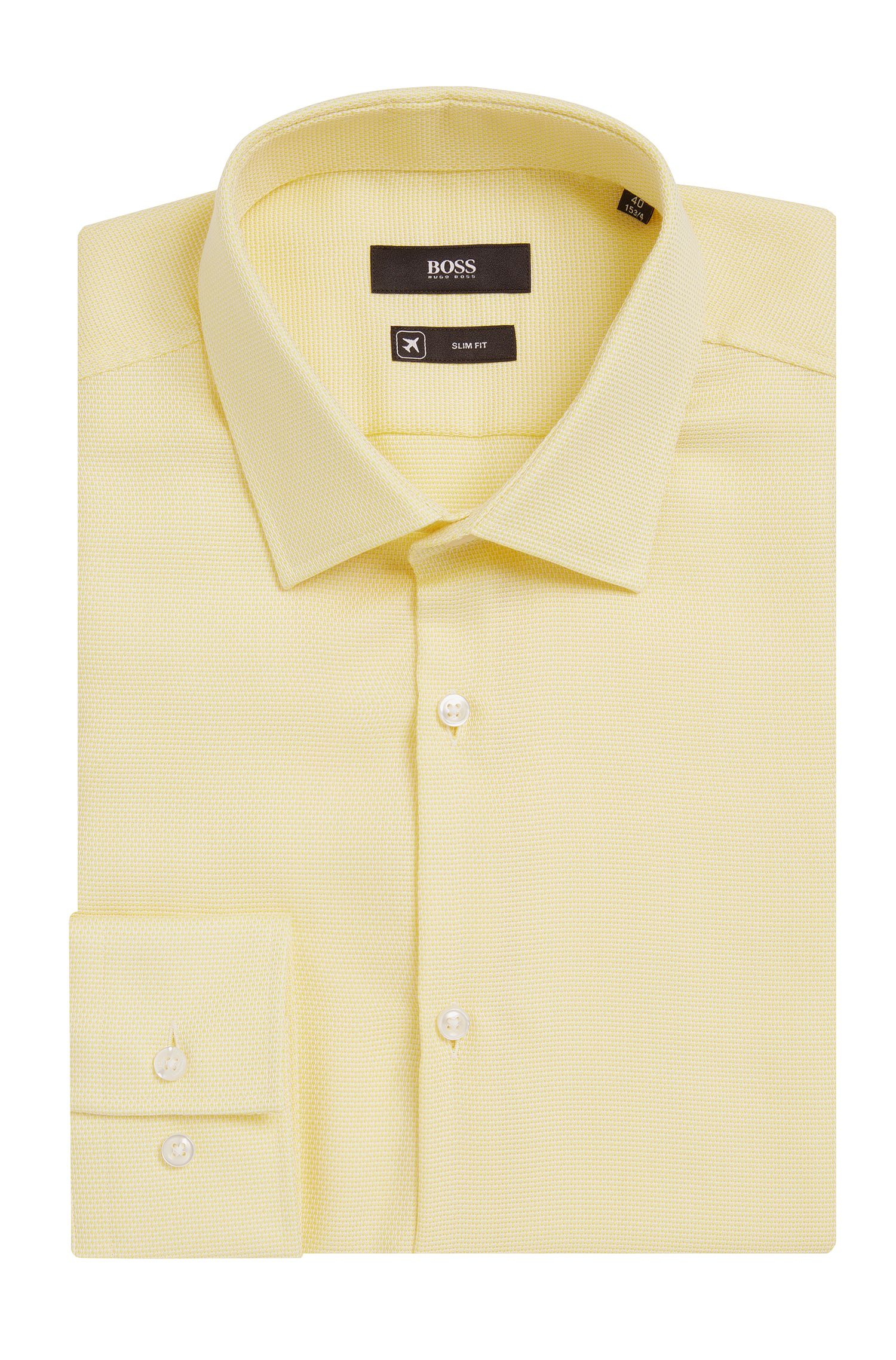 'Jenno' | Slim Fit, Fresh Active Traveler Dress Shirt