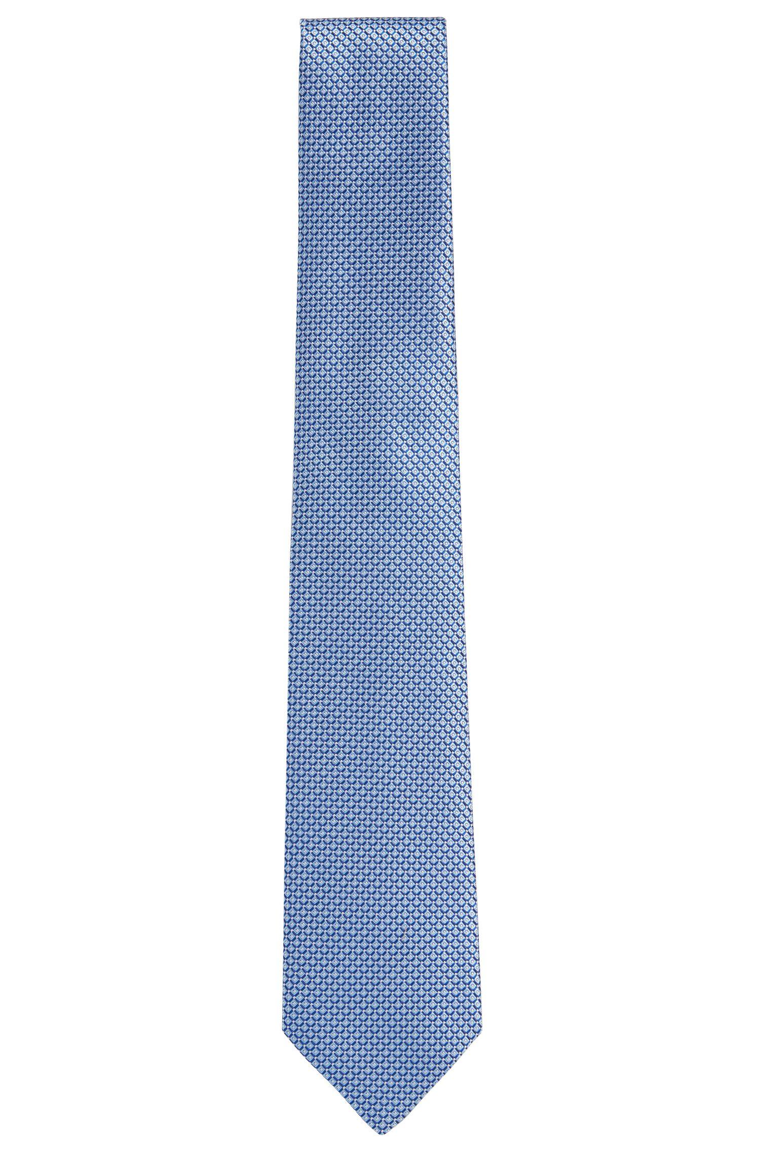 'T-Tie 7.5 cm' | Regular, Silk Jacquard Tie