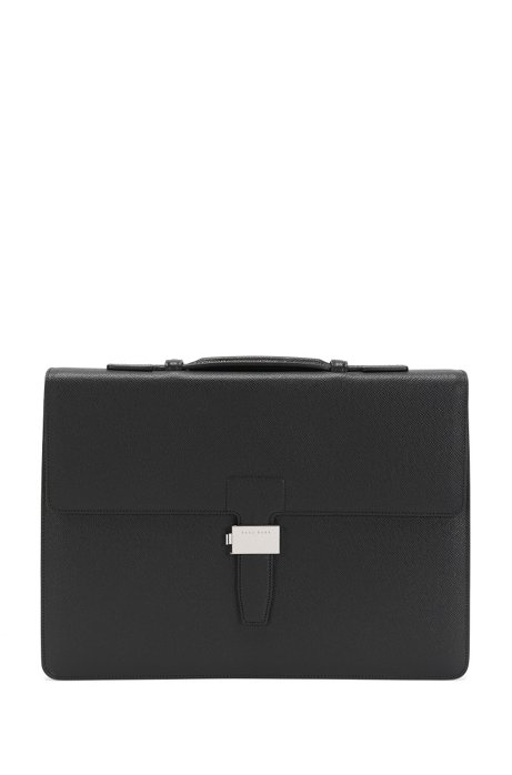 BOSS - Leather Briefcase  8fc7169ea6c41
