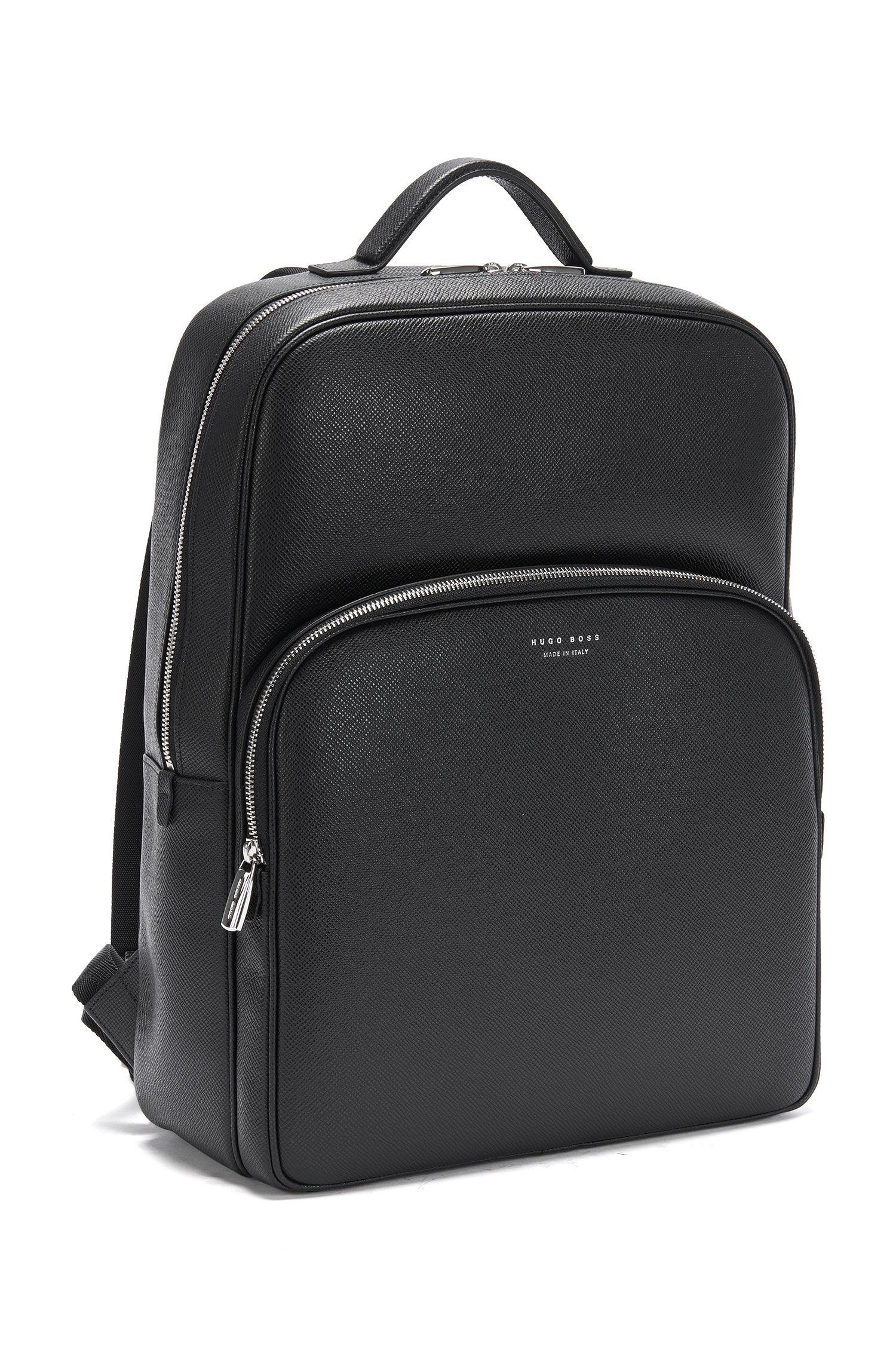 Calfskin Palmellato Backpack | Signature B Backpack