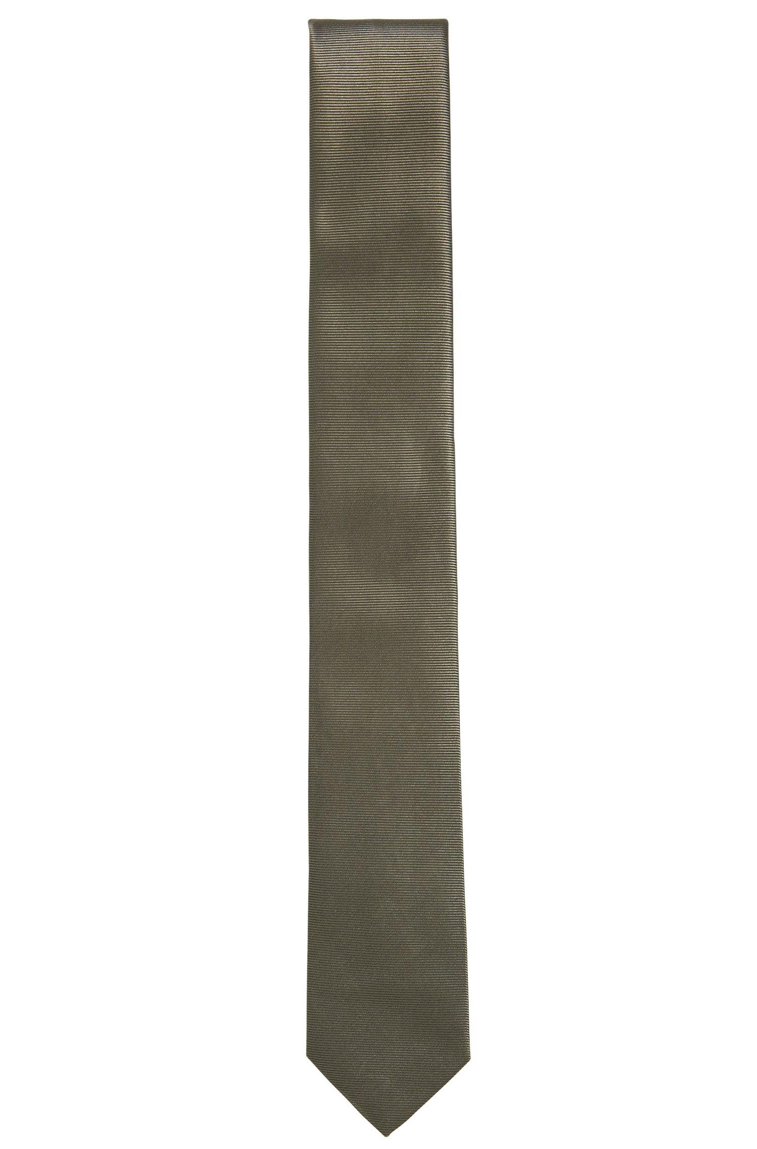 BOSS Tailored Italian Silk Slim Tie