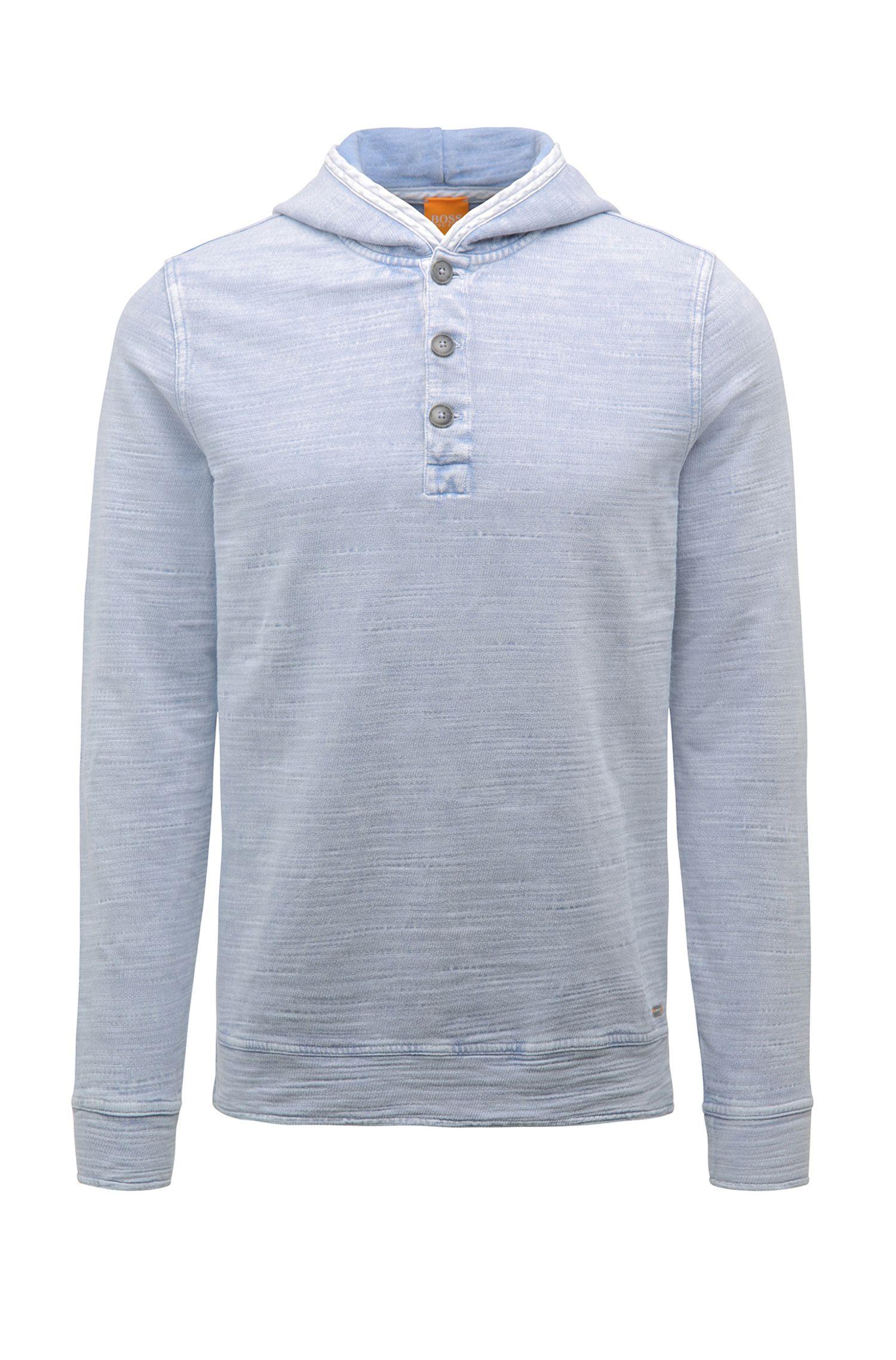 'Wizard' | Cotton Hooded Sweatshirt