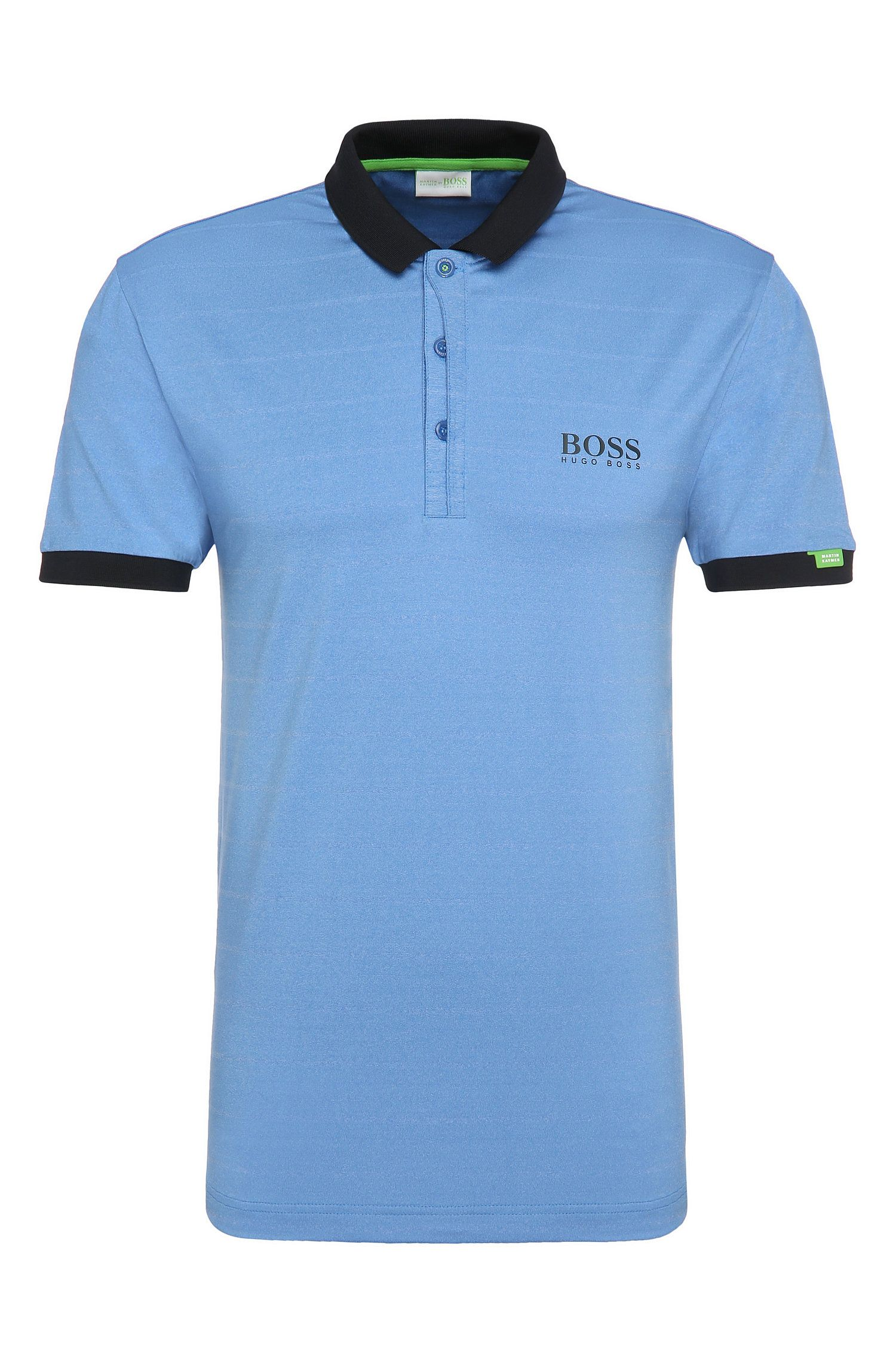 'Paddy MK'   Modern Fit, Moisture Manager Stretch Polo Shirt