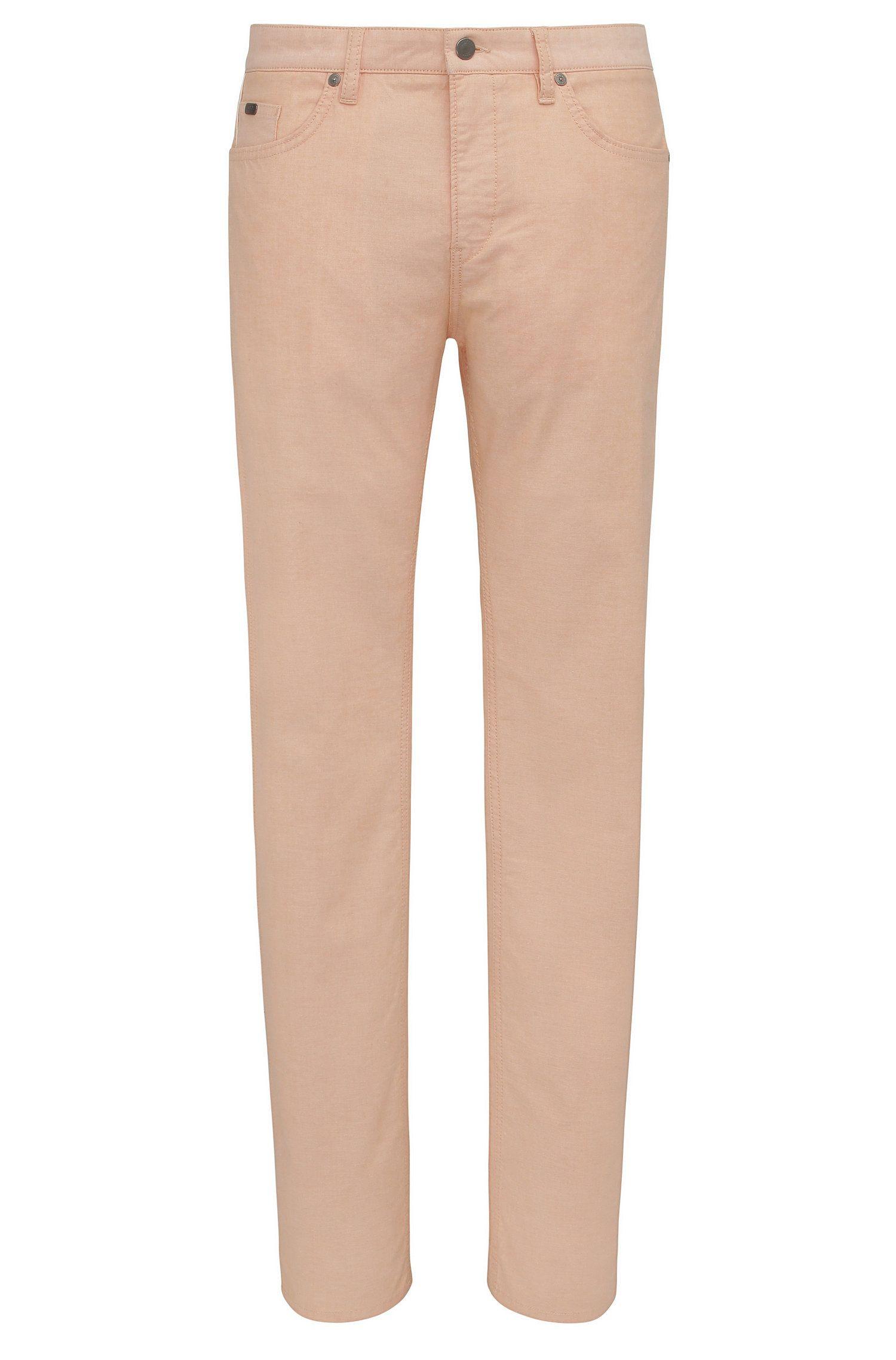 'C Delaware' | Slim Fit, 8 oz Stretch Cotton Jeans