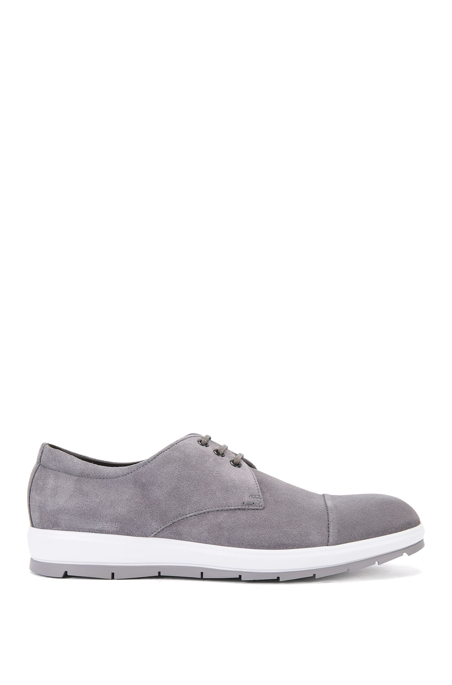Suede Derby Shoe | Icon Derb Sdct