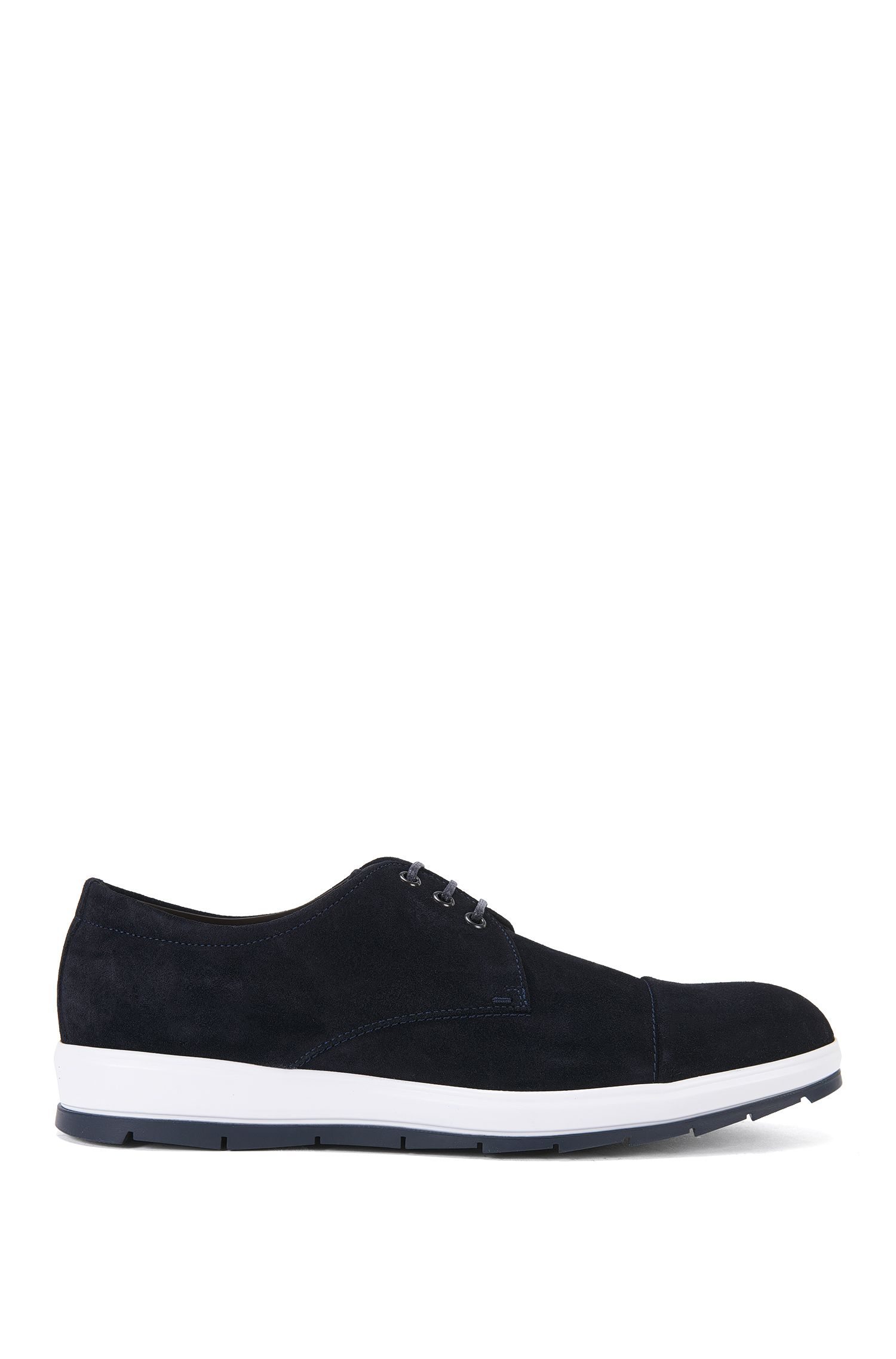 Suede Derby Shoe | Icon Derb Sdct