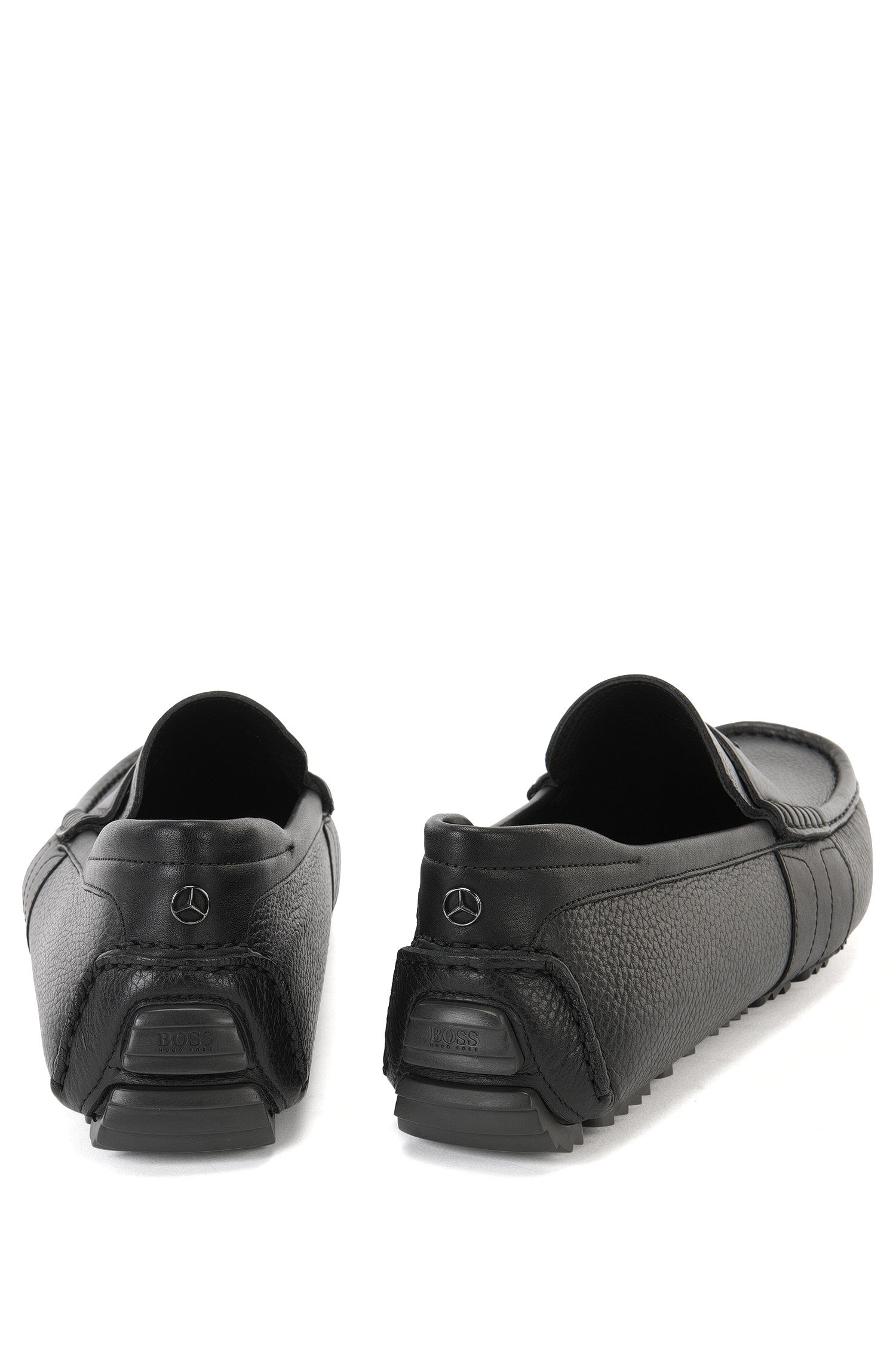 Mercedes-Benz Italian Leather Driving Loafer | Driver Mocc Gr
