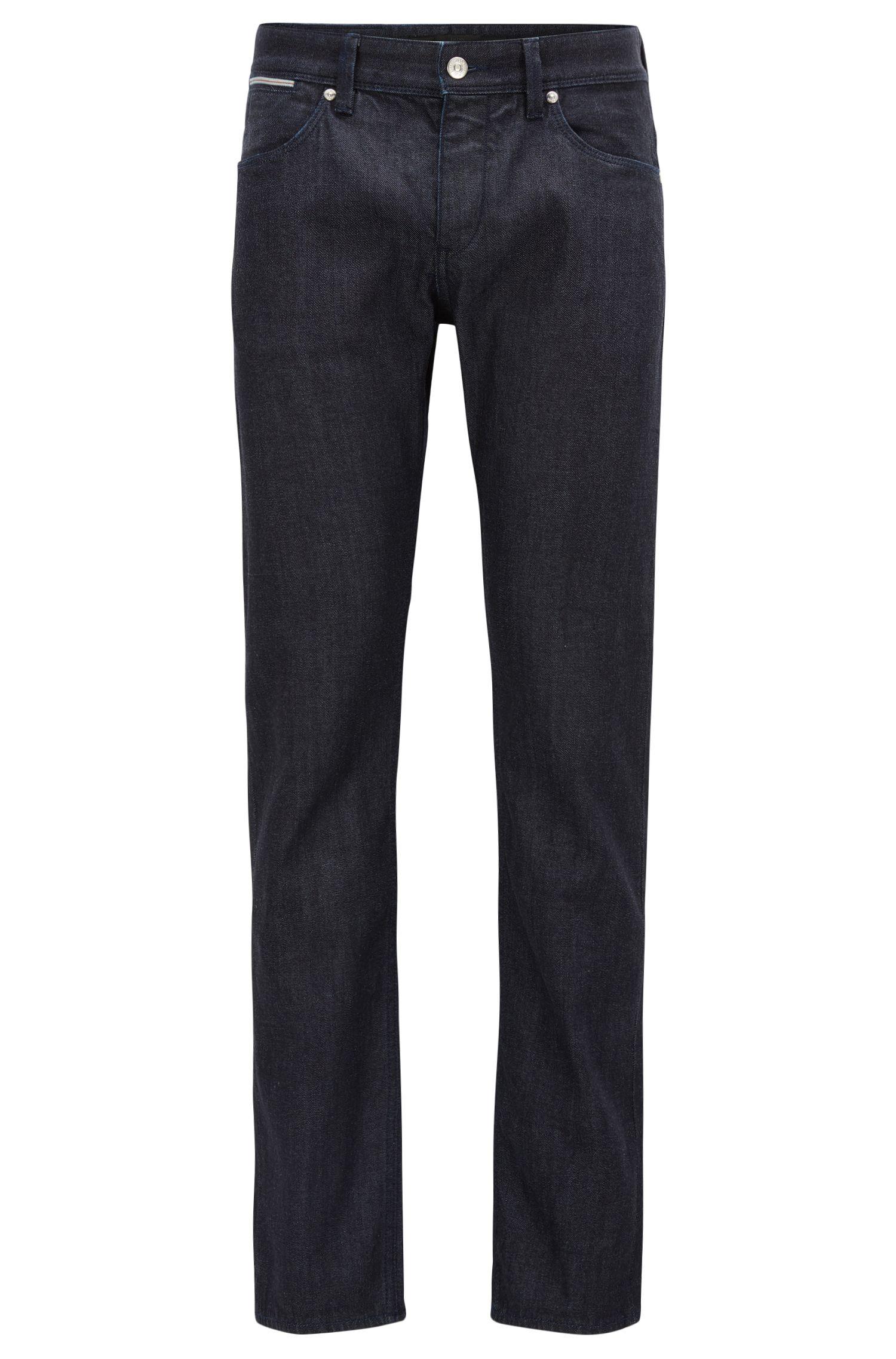 'Delaware' l Slim Fit, Stretch Cotton Jeans