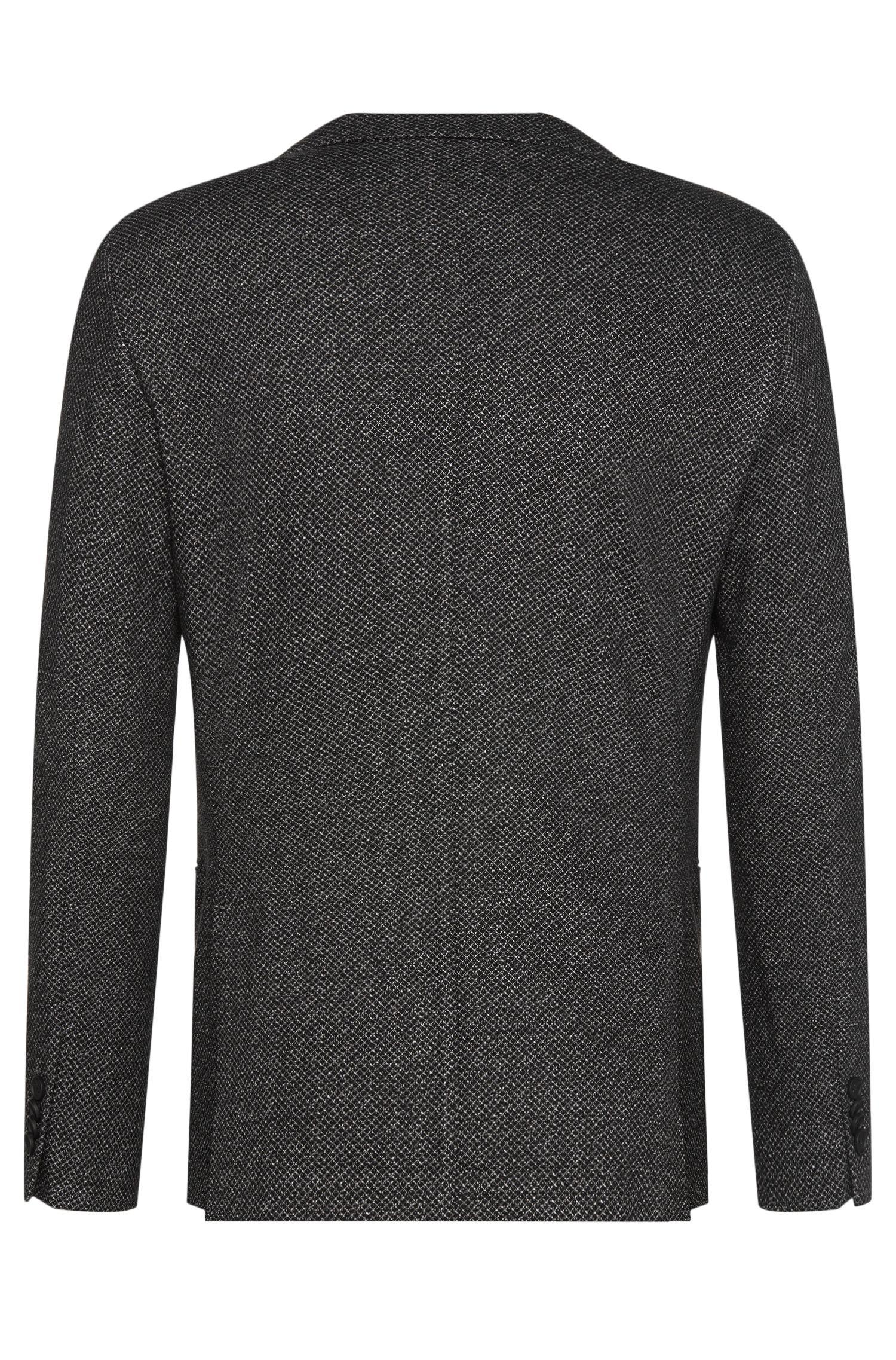 Patterned Jersey Sport Coat, Slim Fit | Norwin