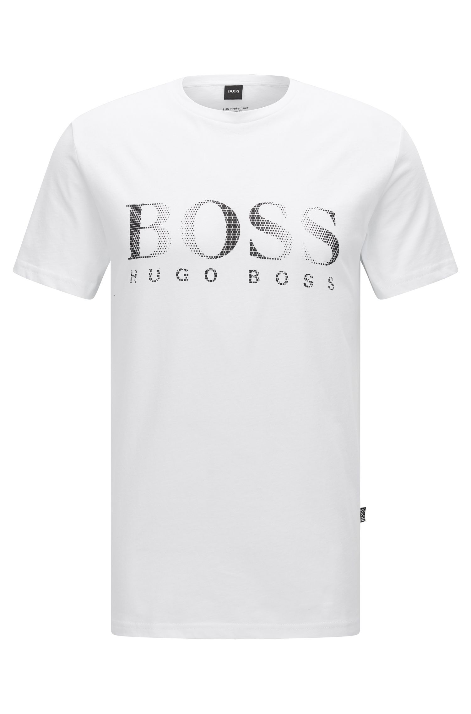 Logo Cotton UV T-Shirt | T-Shirt RN