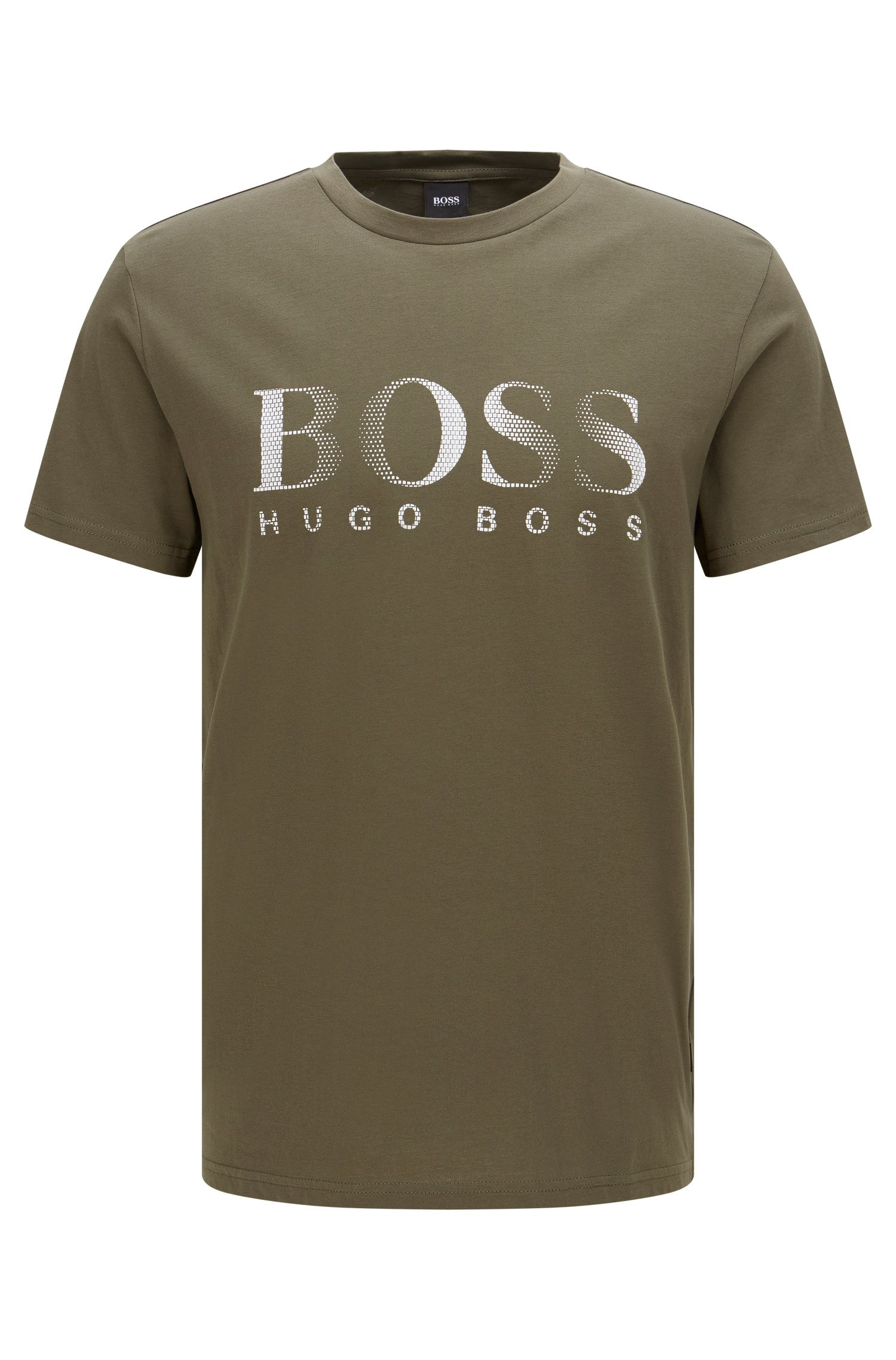 Logo Cotton UV T-Shirt | T-Shirt RN