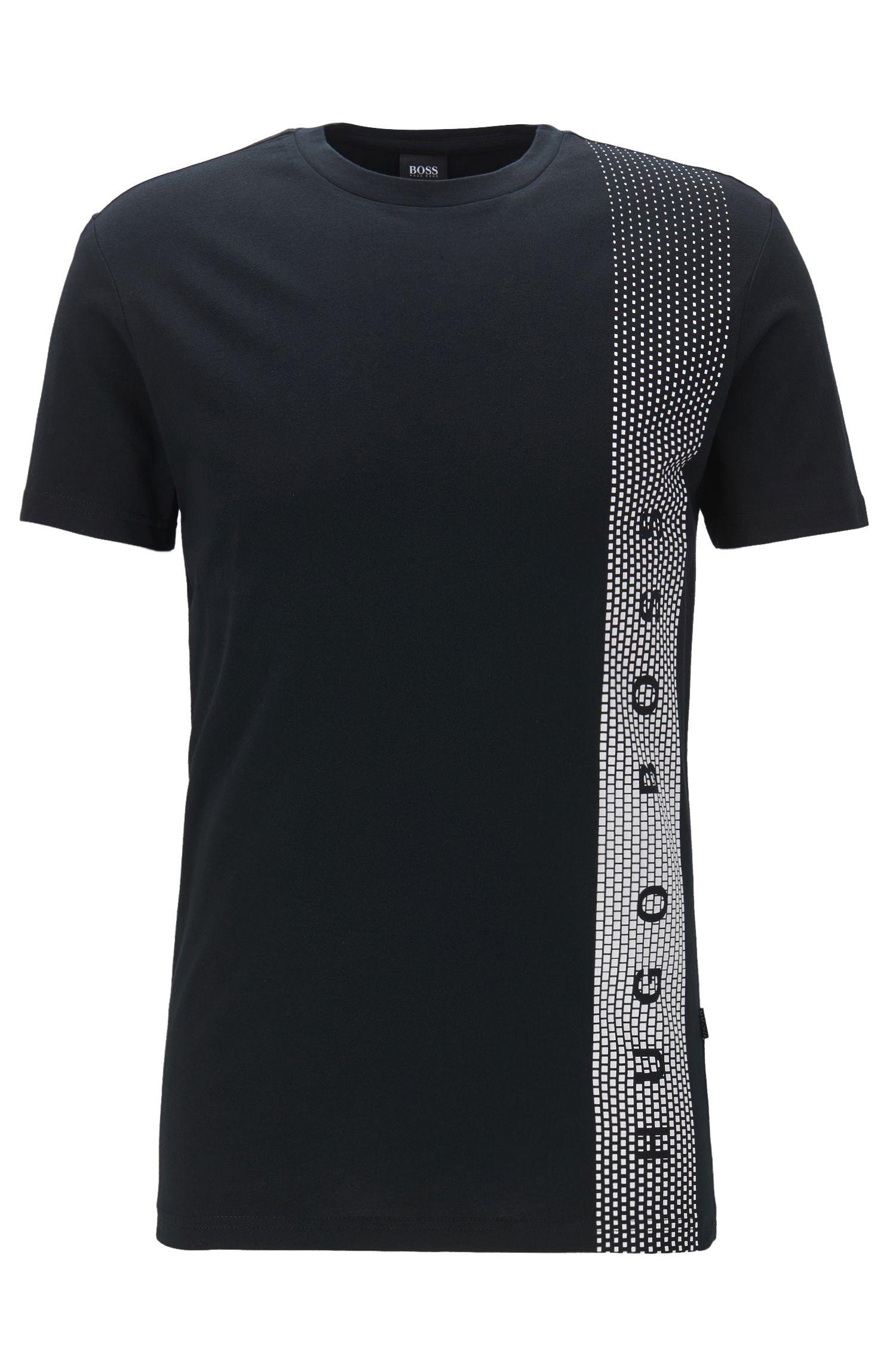 Cotton Logo UV T-Shirt   T-Shirt RN