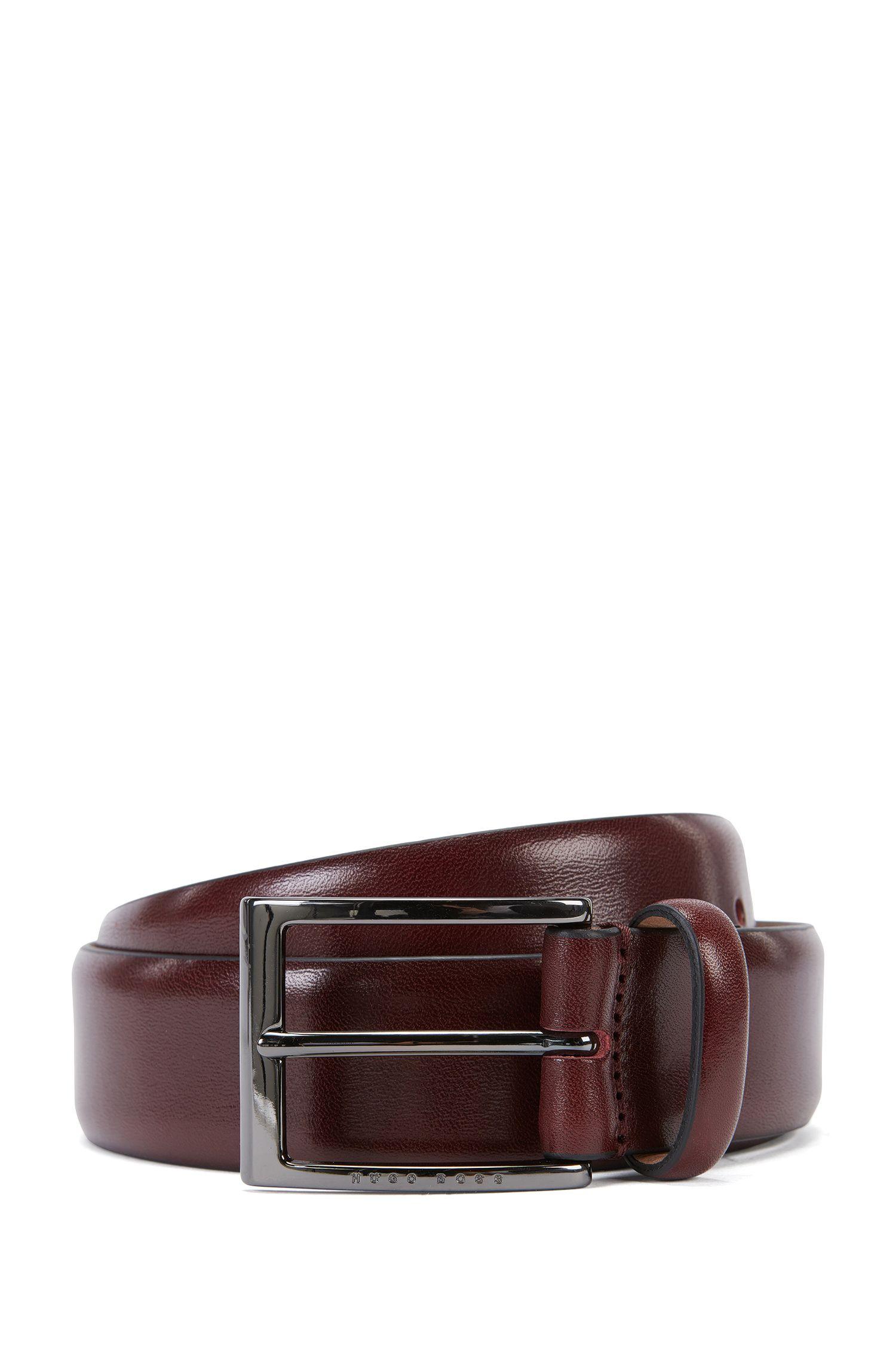 Italian Leather Belt | T-Lavio