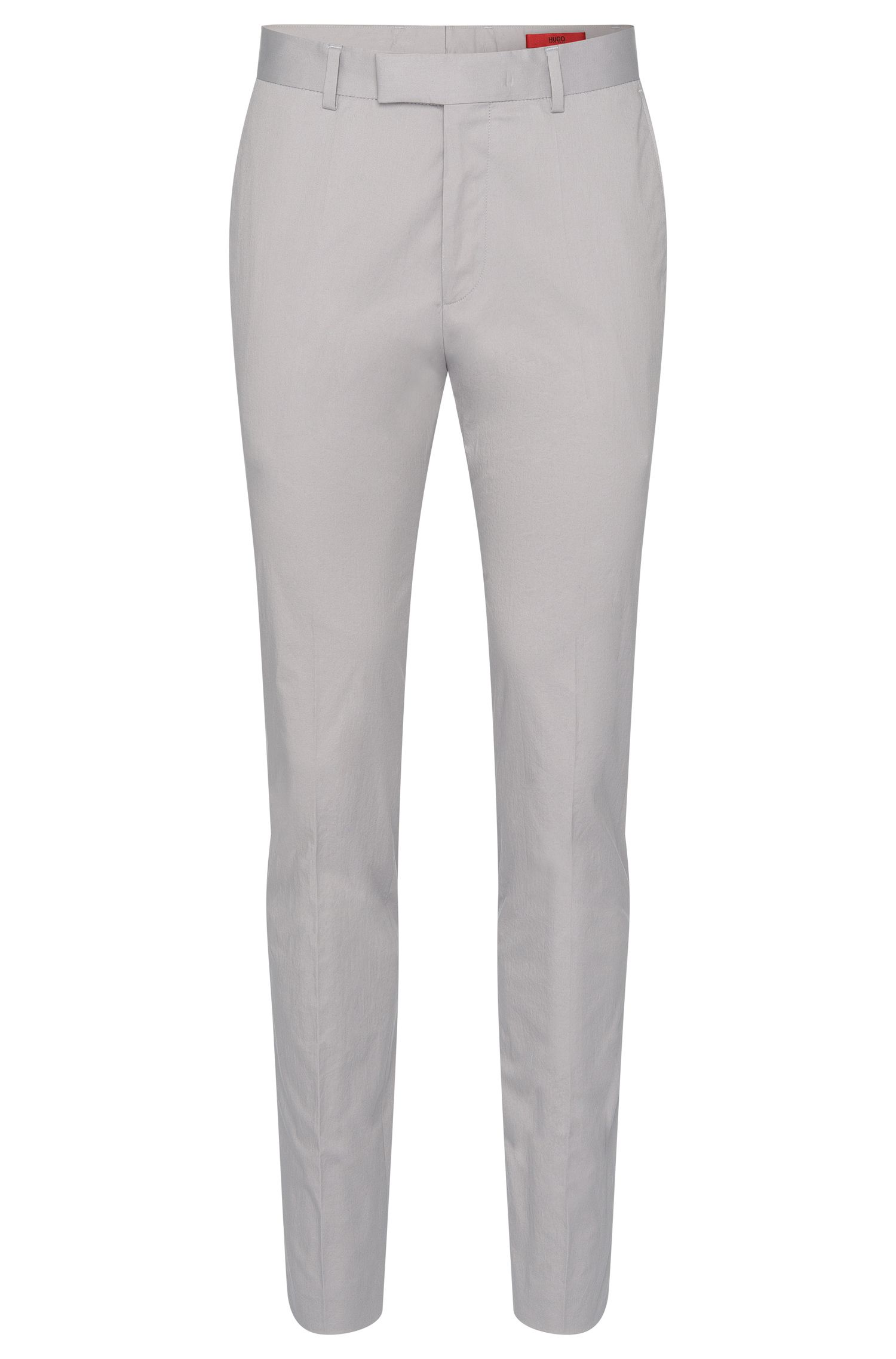 'Herion' | Extra Slim Fit,  Stretch Cotton Pants