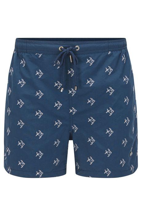 Hugo Boss Quick Dry Nylon Swim Short