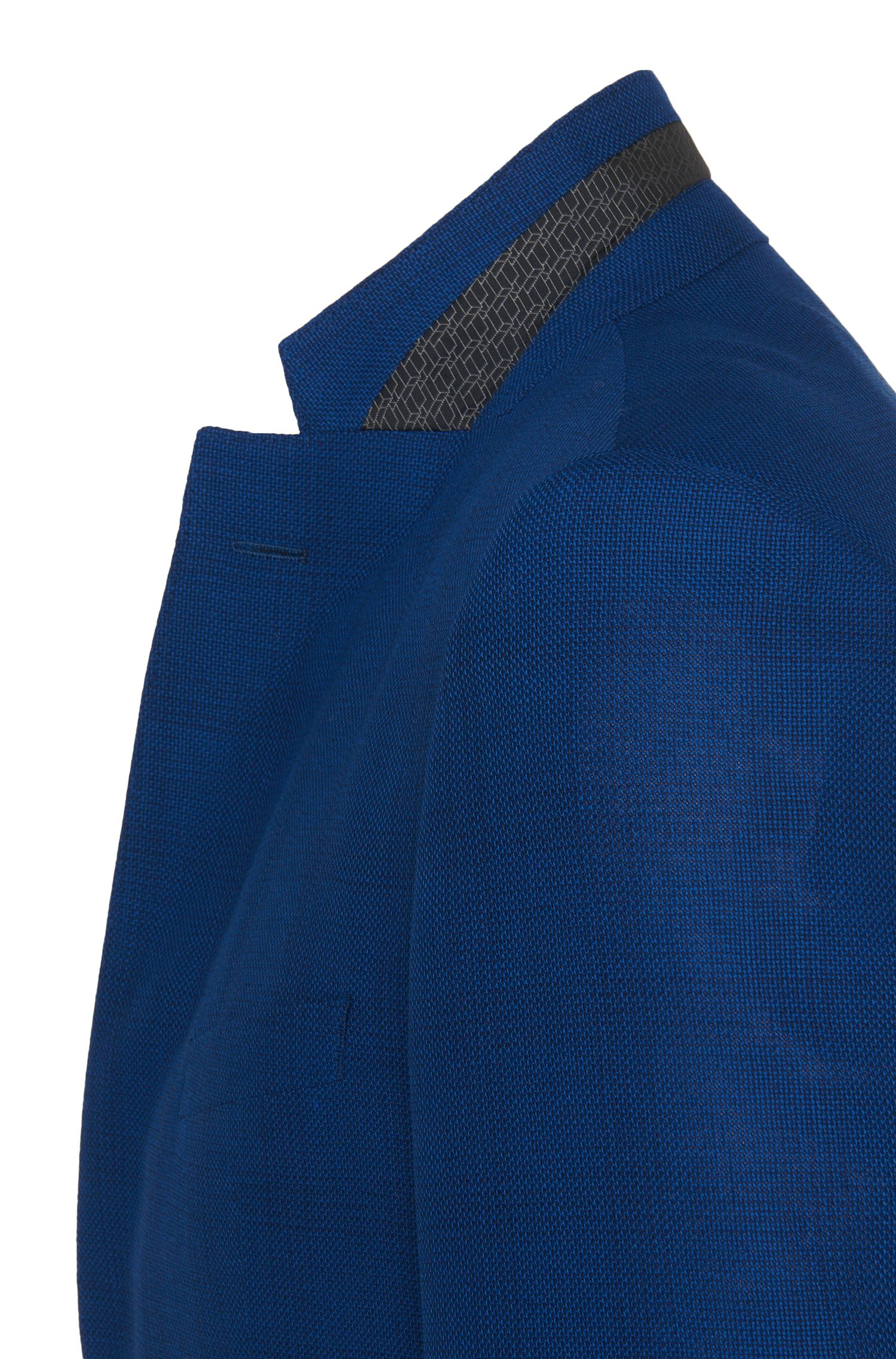 Virgin Wool Sport Coat, Regular Fit | Jewels