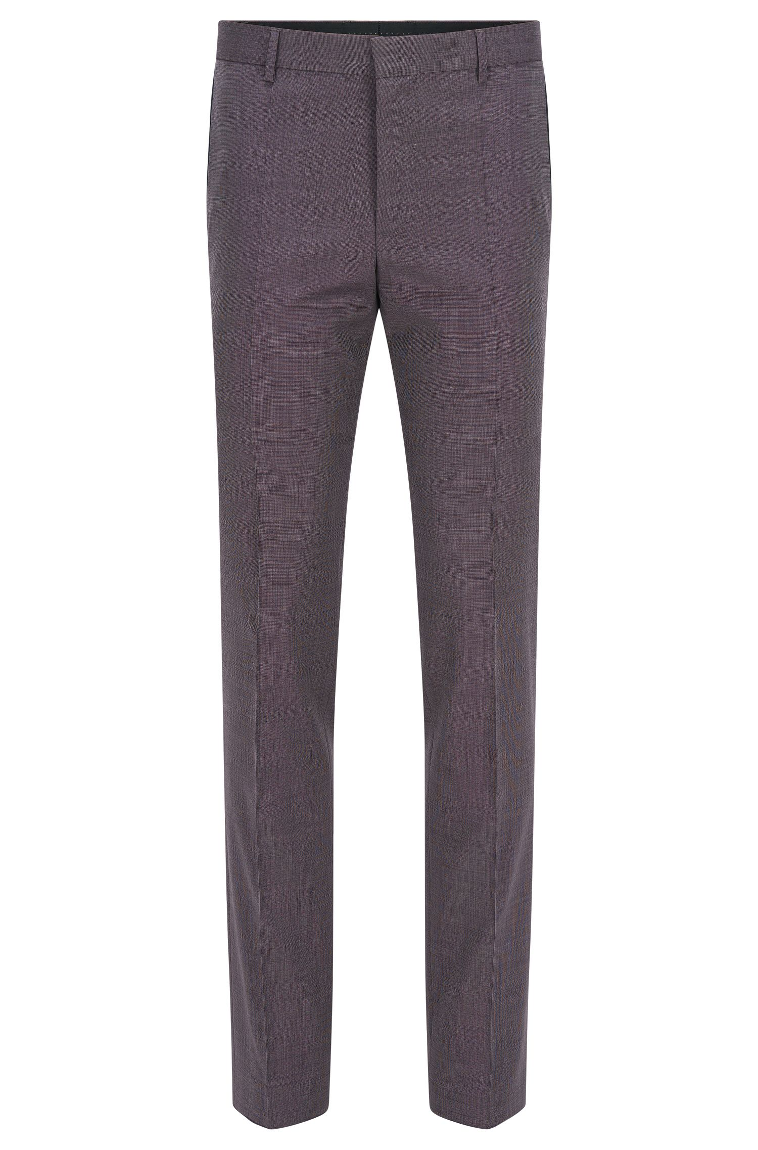 'Bevan'   Slim Fit, Italian Super 110 Virgin Wool Dress Pants