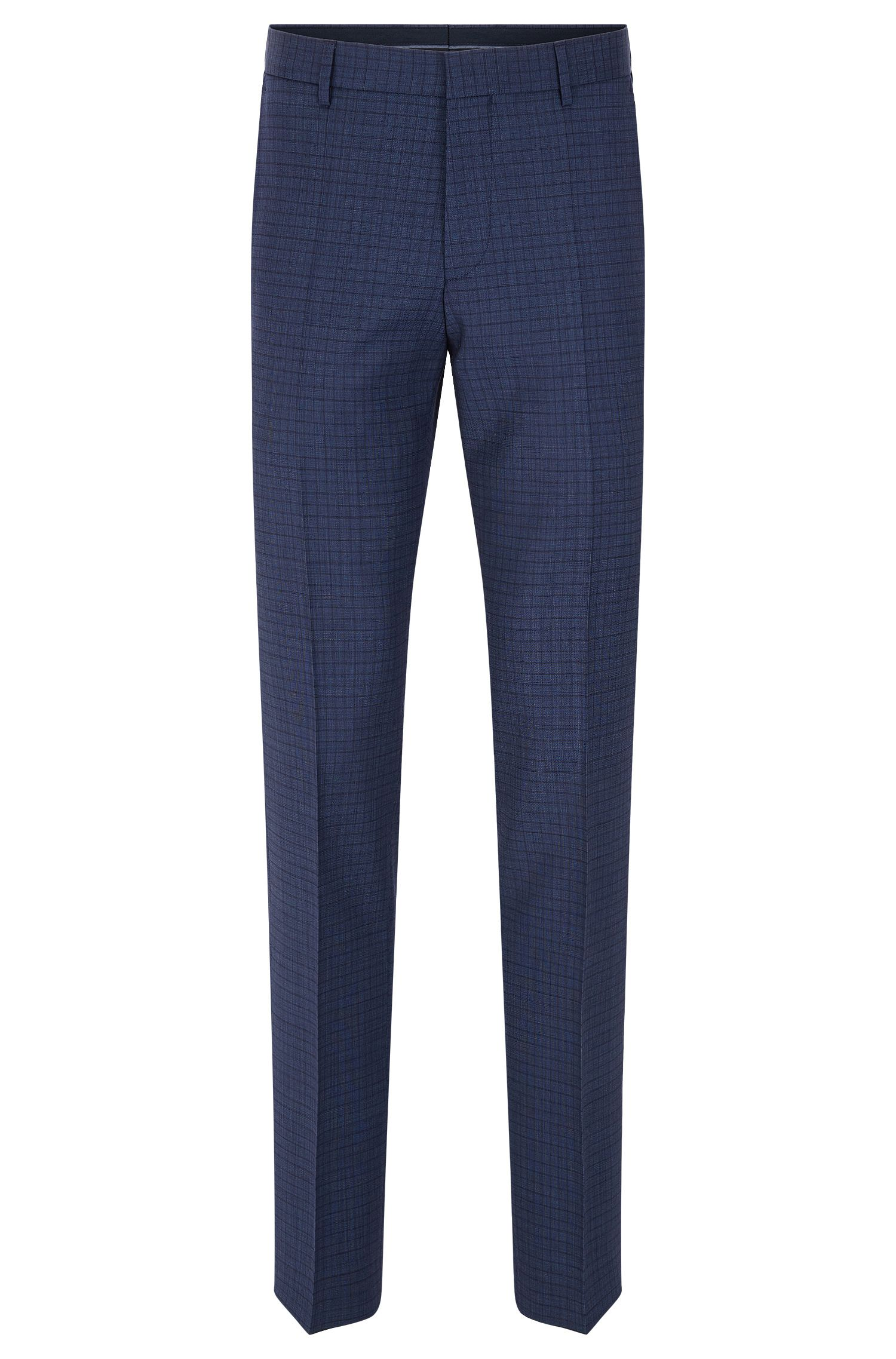 'Genesis' | Slim Fit, Virgin Wool Dress Pants