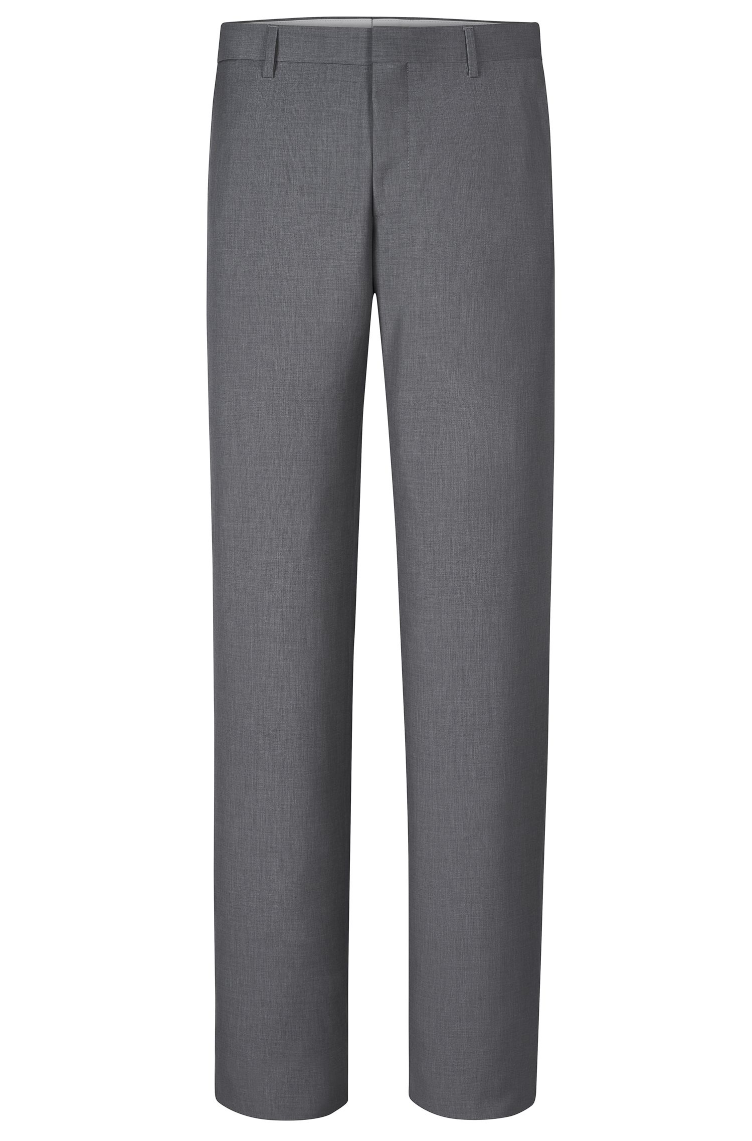'Genesis' | Slim Fit, Virgin Wool Cashmere Dress Pants
