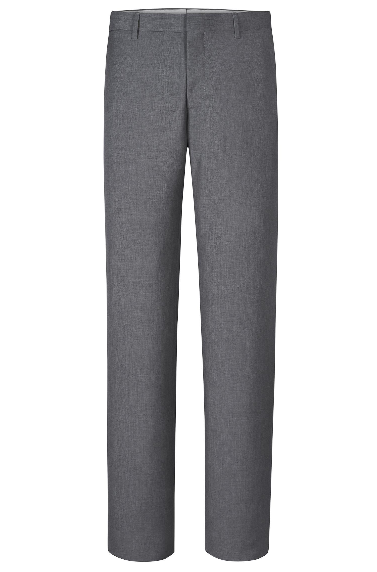 'Genesis' | Slim Fit, Virgin Wool Cashmere Dress Pants