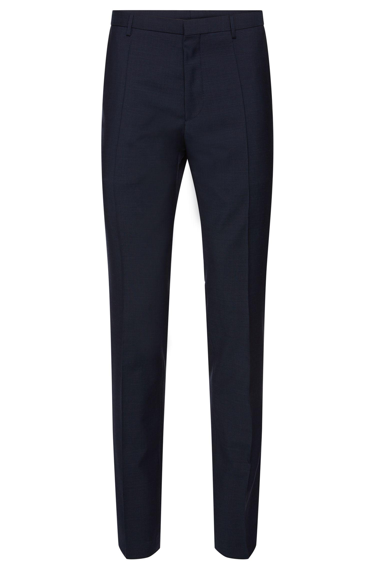 'Weldon'   Extra Slim Fit, Virgin Wool Dress Pants