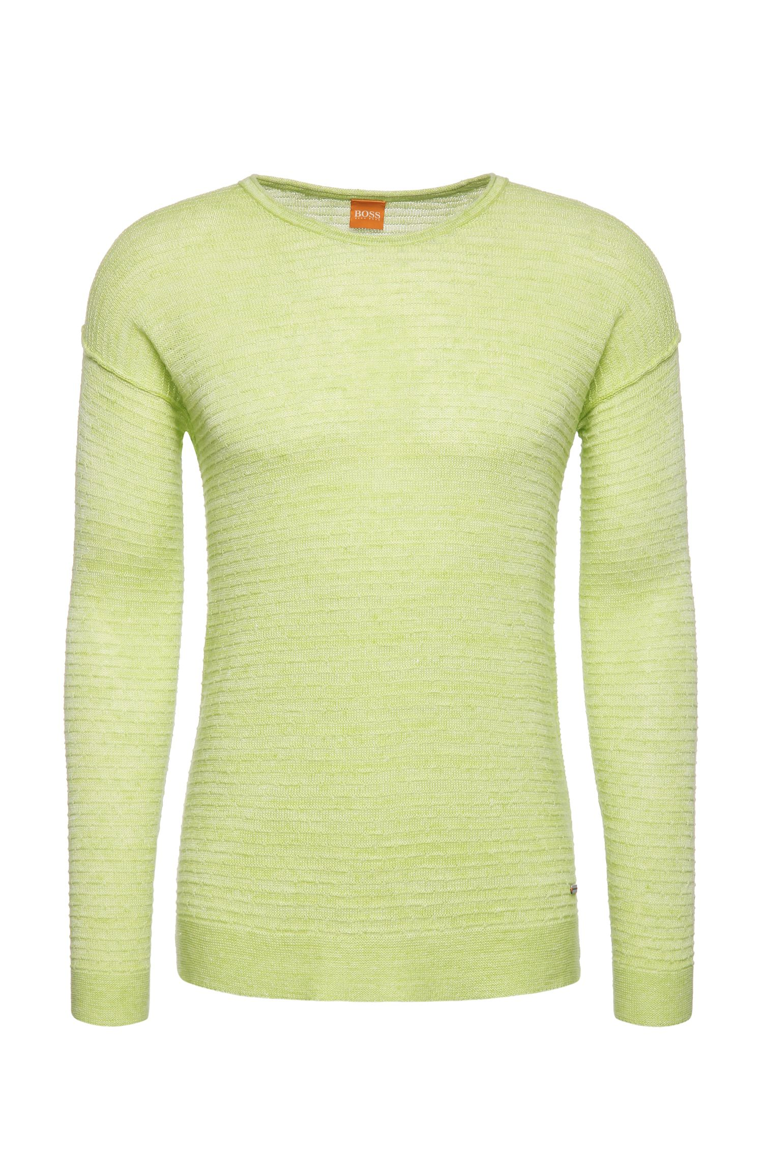 'Atounys' | Linen Cotton Sweater