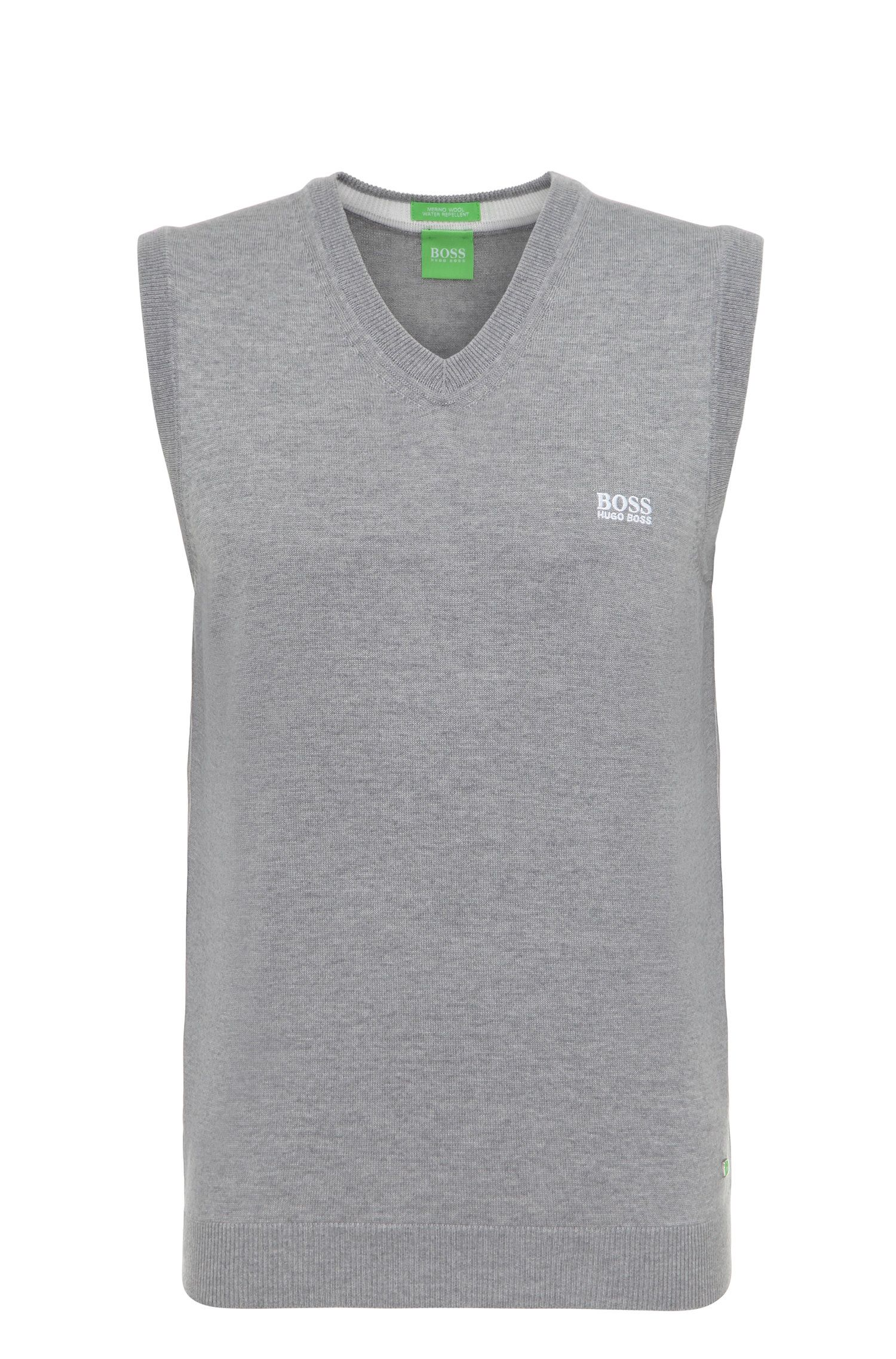 'Vily' | Virgin Wool Sweater Vest