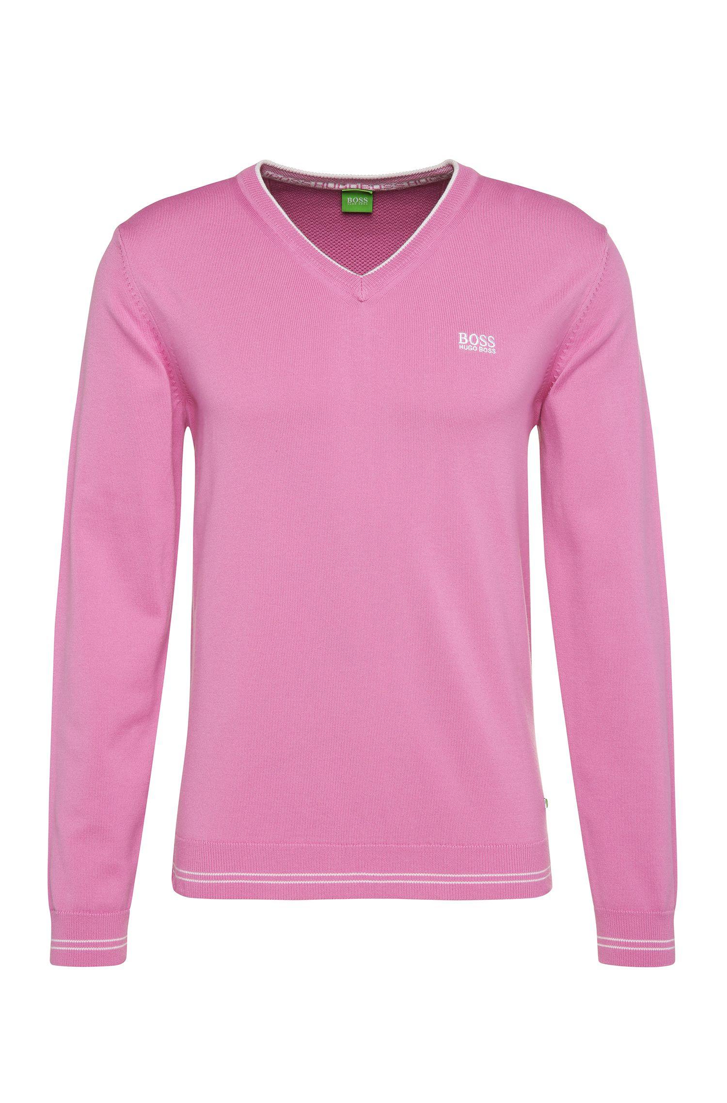 'Vime' | Cotton Blend Sweater