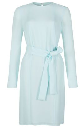 'Danysa1' | Shift Dress, Light Green